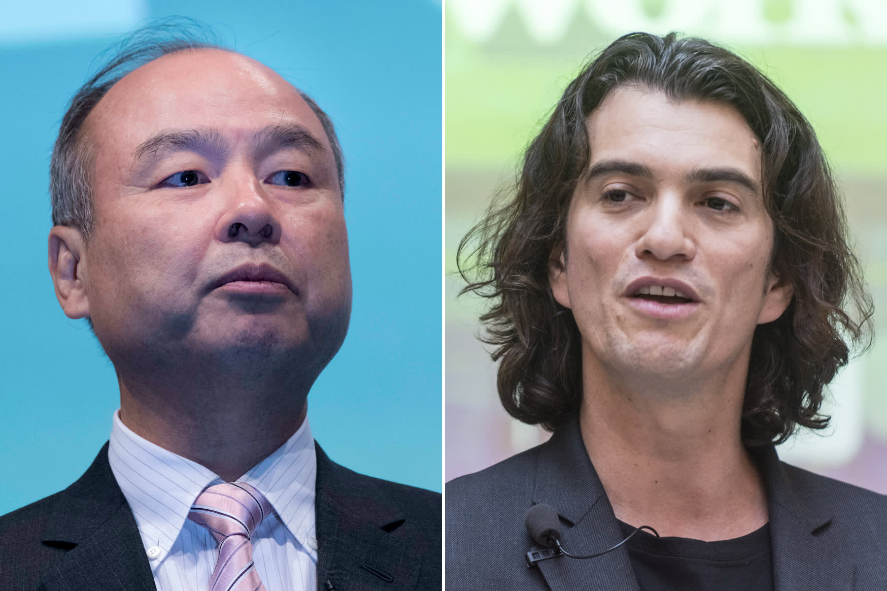 SoftBank is reportedly seeking to take control of WeWork through a financing package