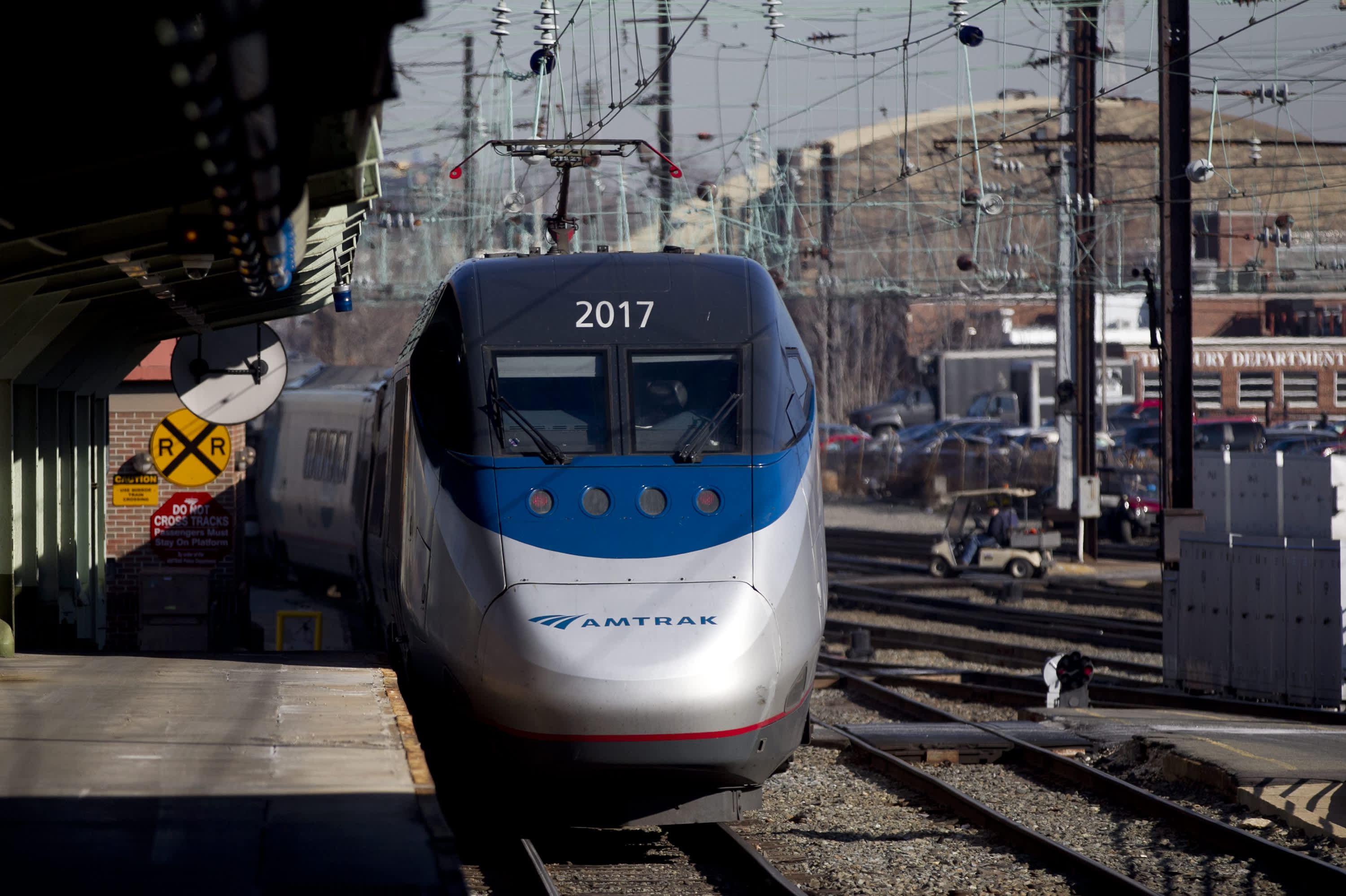 Amtrak Launches Nonstop Service Between New York City and Washington, D.C.