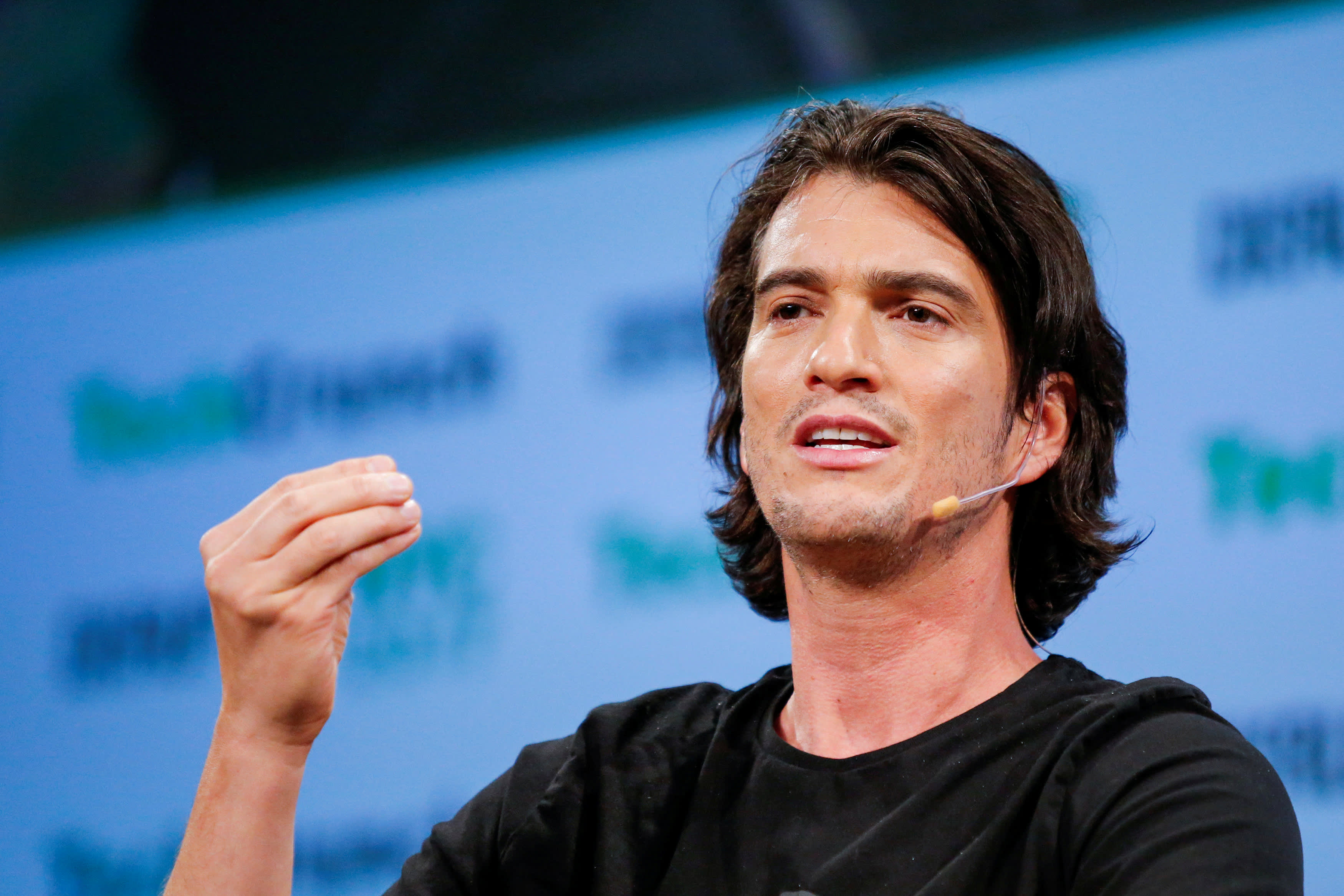 SoftBank would buy about 25% of Adam Neumann's stake in WeWork for $480 million under proposed settlement - CNBC