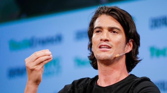 RT: Adam Neumann, CEO of WeWork