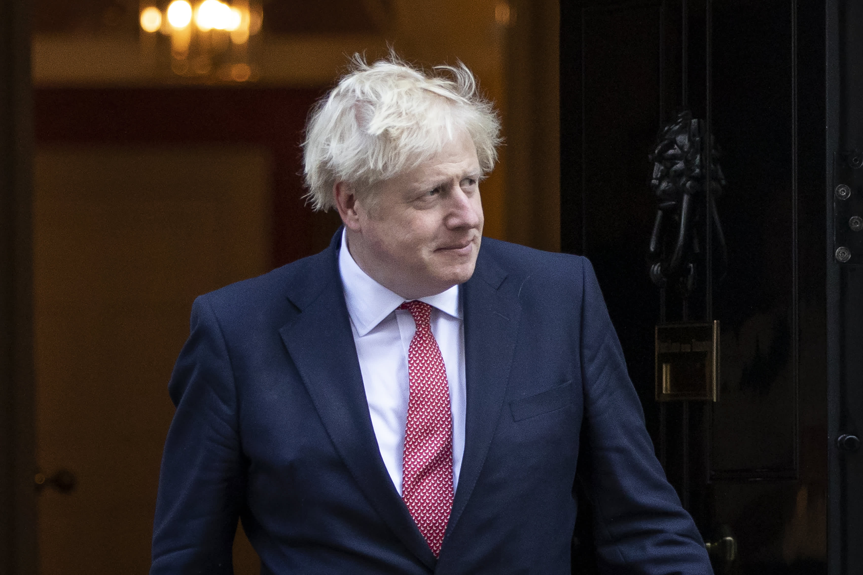 UK lawmakers delay Brexit vote and force Boris Johnson to ask for deadline extension