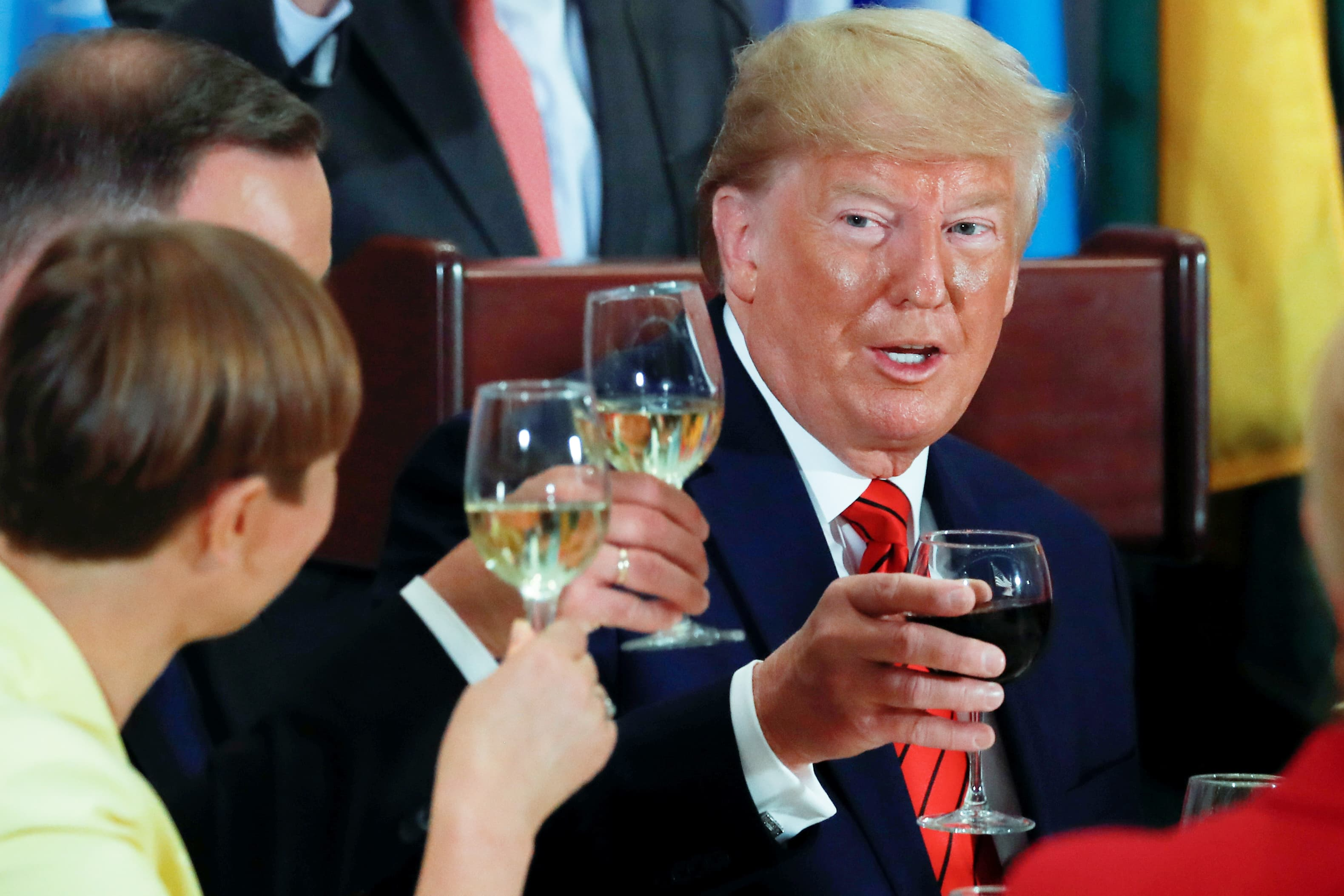 Huge trade tariffs could hit Europe next week if US wins WTO dispute