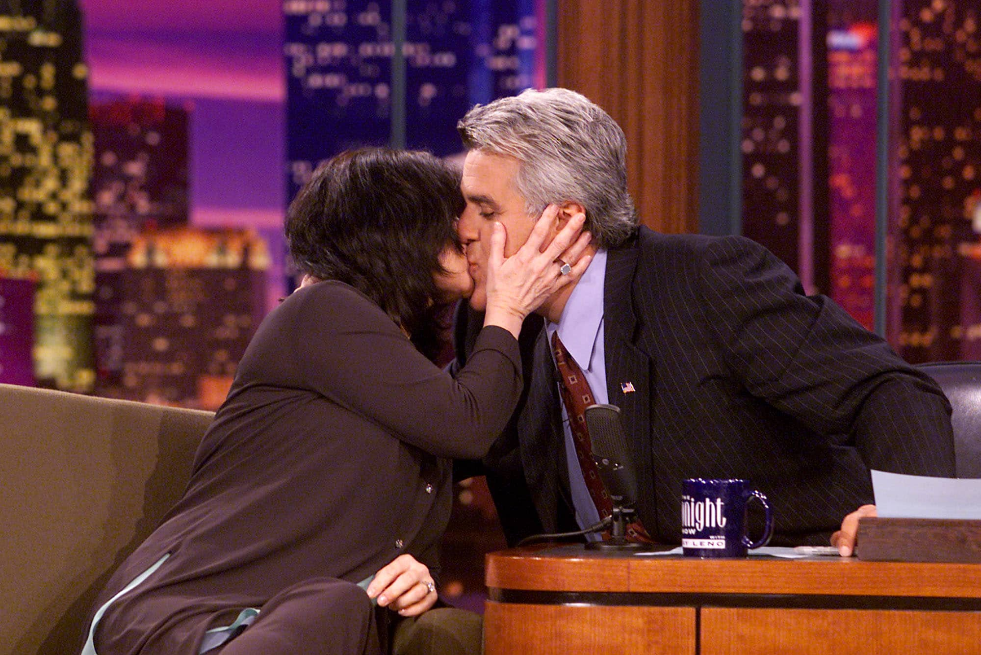 After 38 years of marriage Jay Leno says this is the key to success
