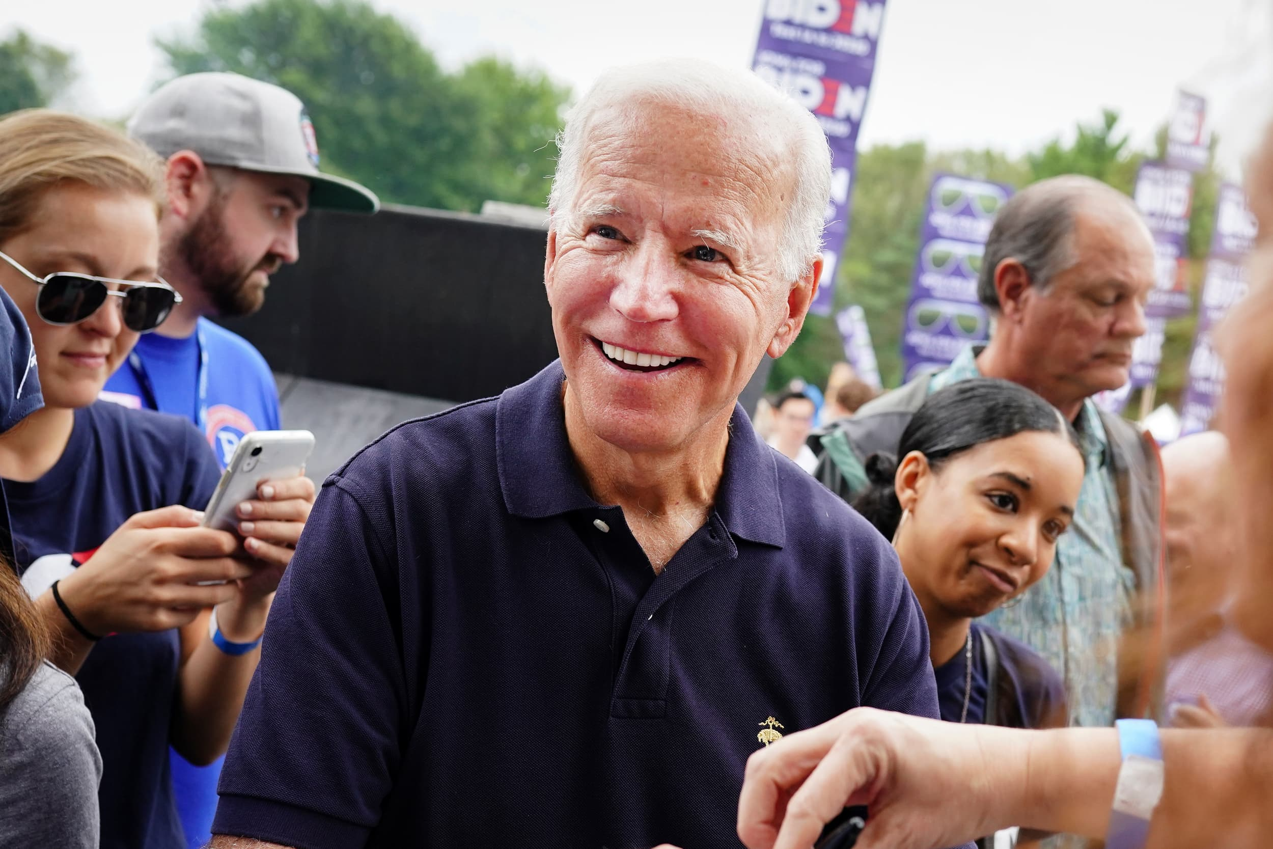 Joe Biden Campaign Releases Health Summary From Doctor In 2020 Primary