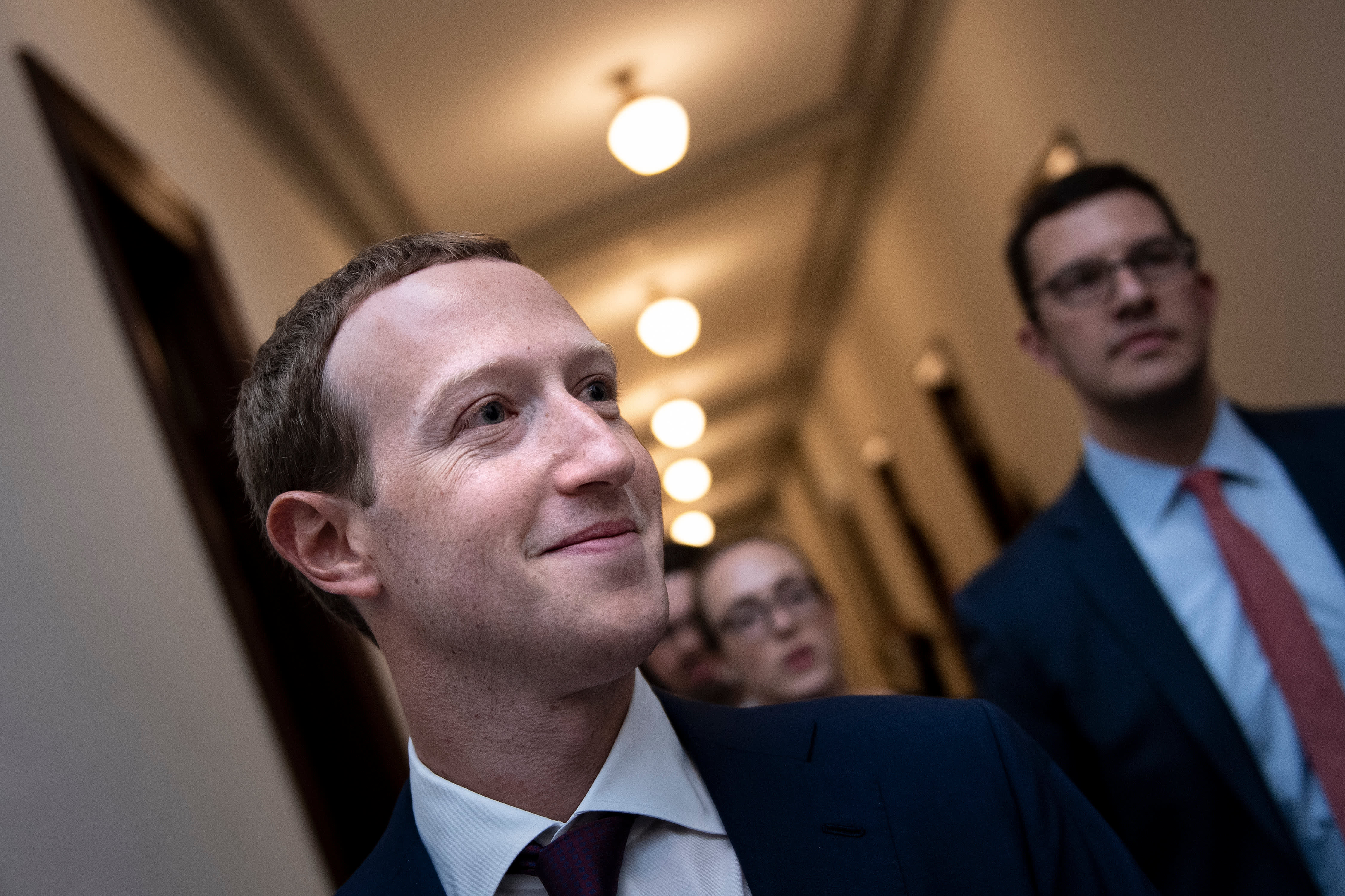 Zuckerberg: I thought about banning political ads from Facebook, but decided not to