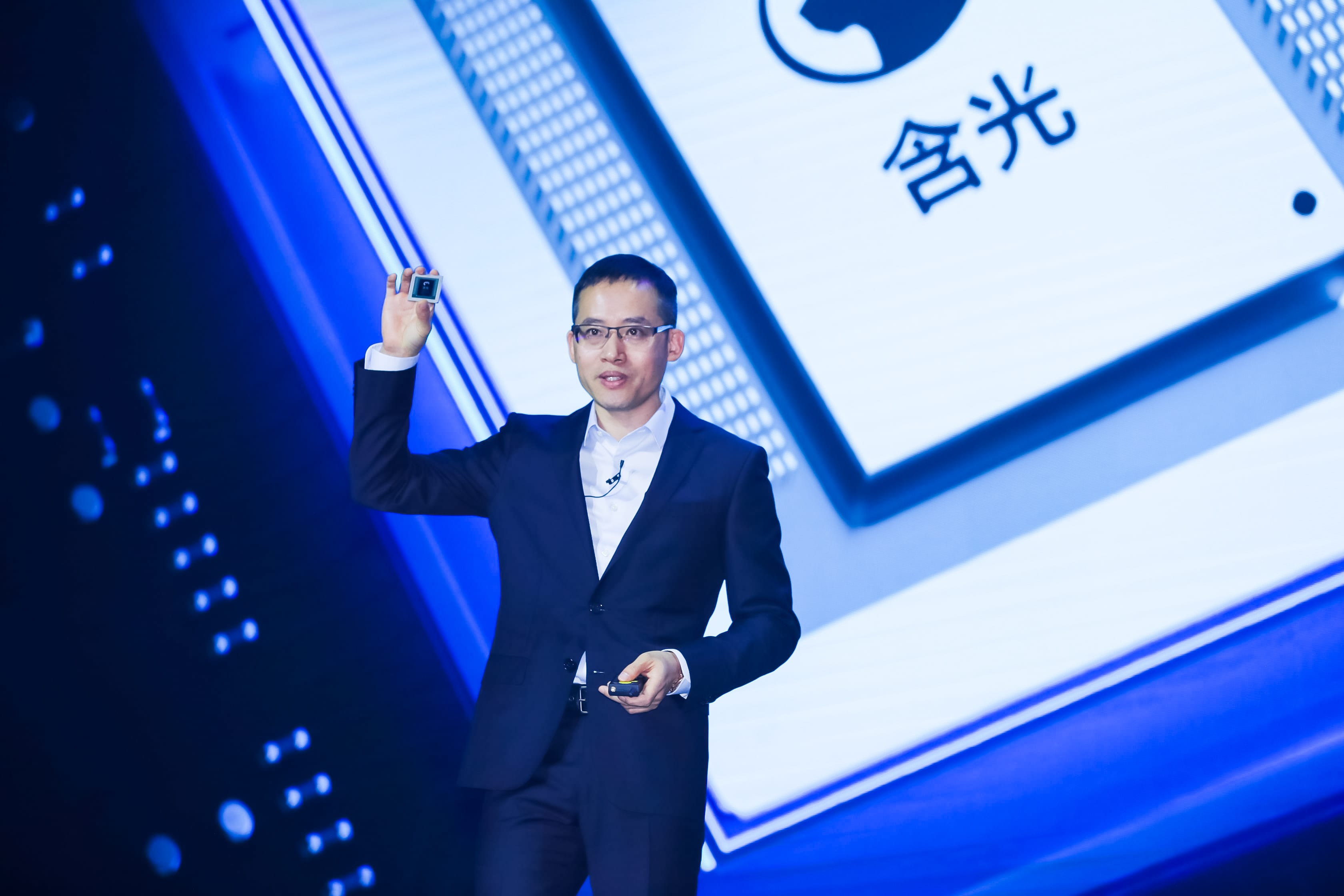 Alibaba unveils its first A.I. chip as China pushes for its own semiconductor technology
