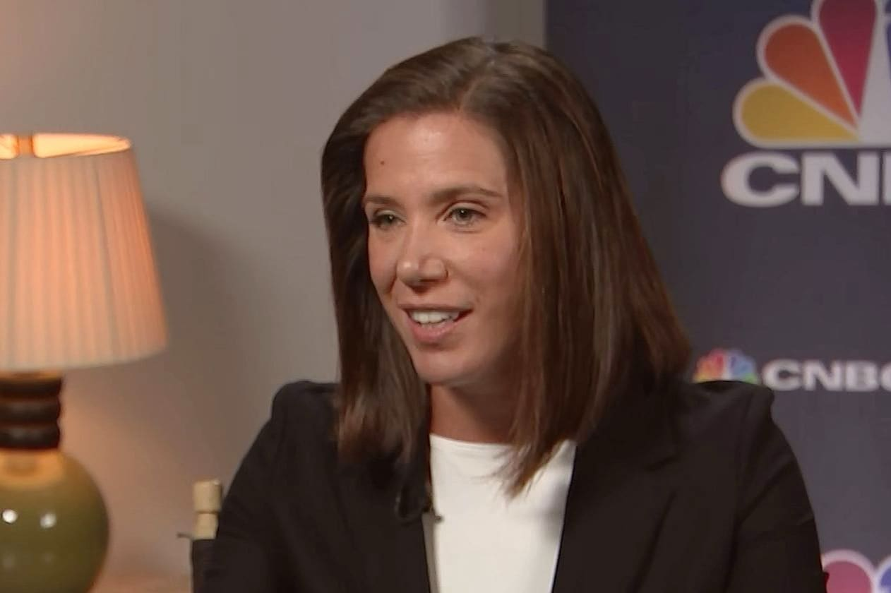 'Make yourself uncomfortable': Best Buy CEO Corie Barry's advice to women in business