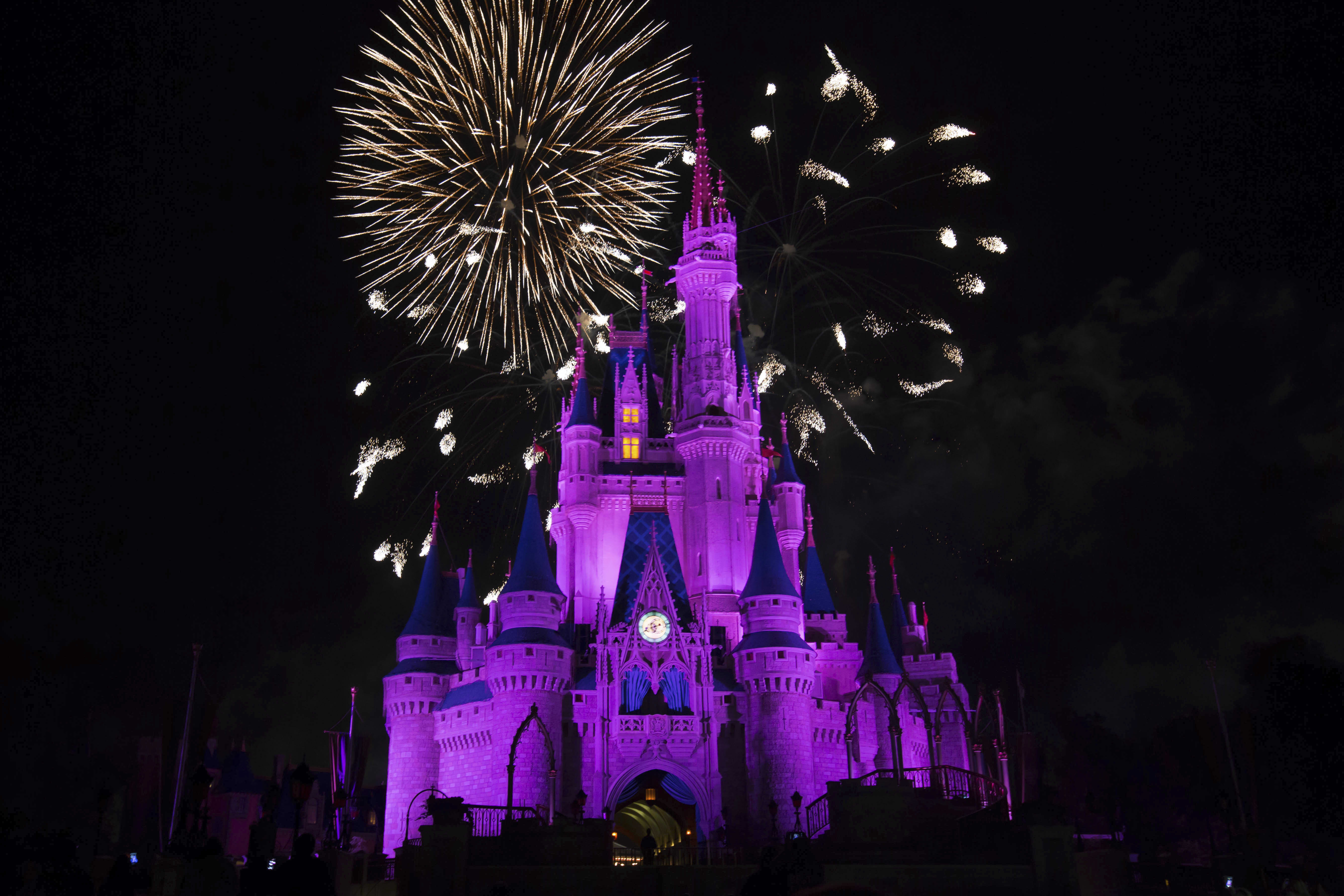 Disney to furlough non-union park employees in the U.S.