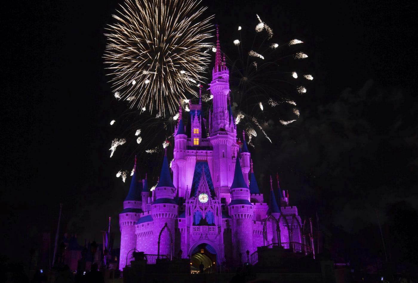 Disney names new leadership for Disneyland and Walt Disney World