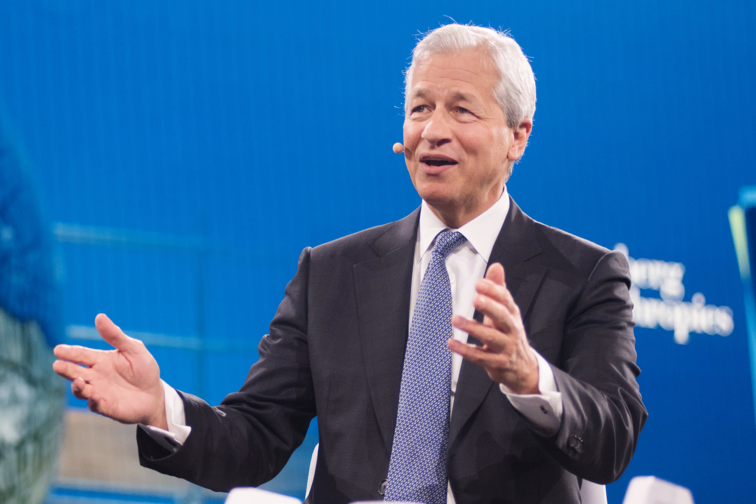 Jamie Dimon says Facebook's libra is 'a neat idea that'll never happen'