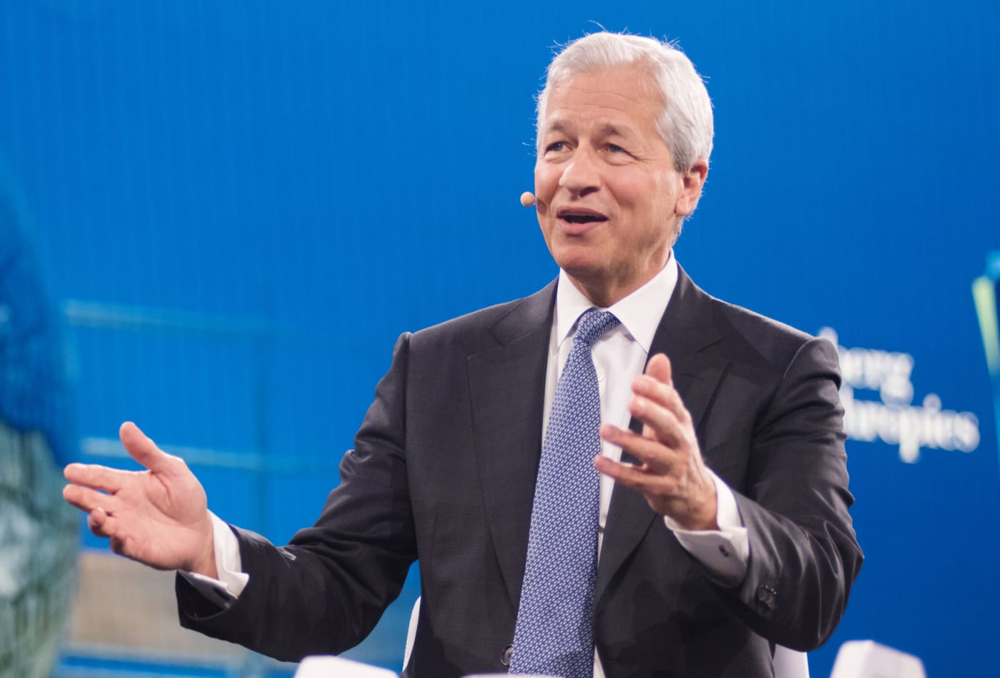 JPMorgan CEO Jamie Dimon shares advice to grads: 'How you deal with failure may be most important'