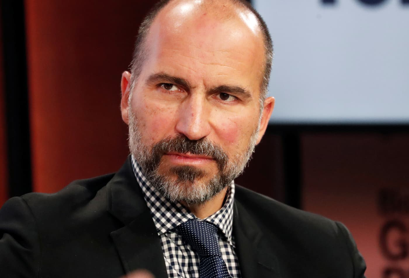 'Uber's clearly gotten its act together' in order to become profitable, Jim Cramer says