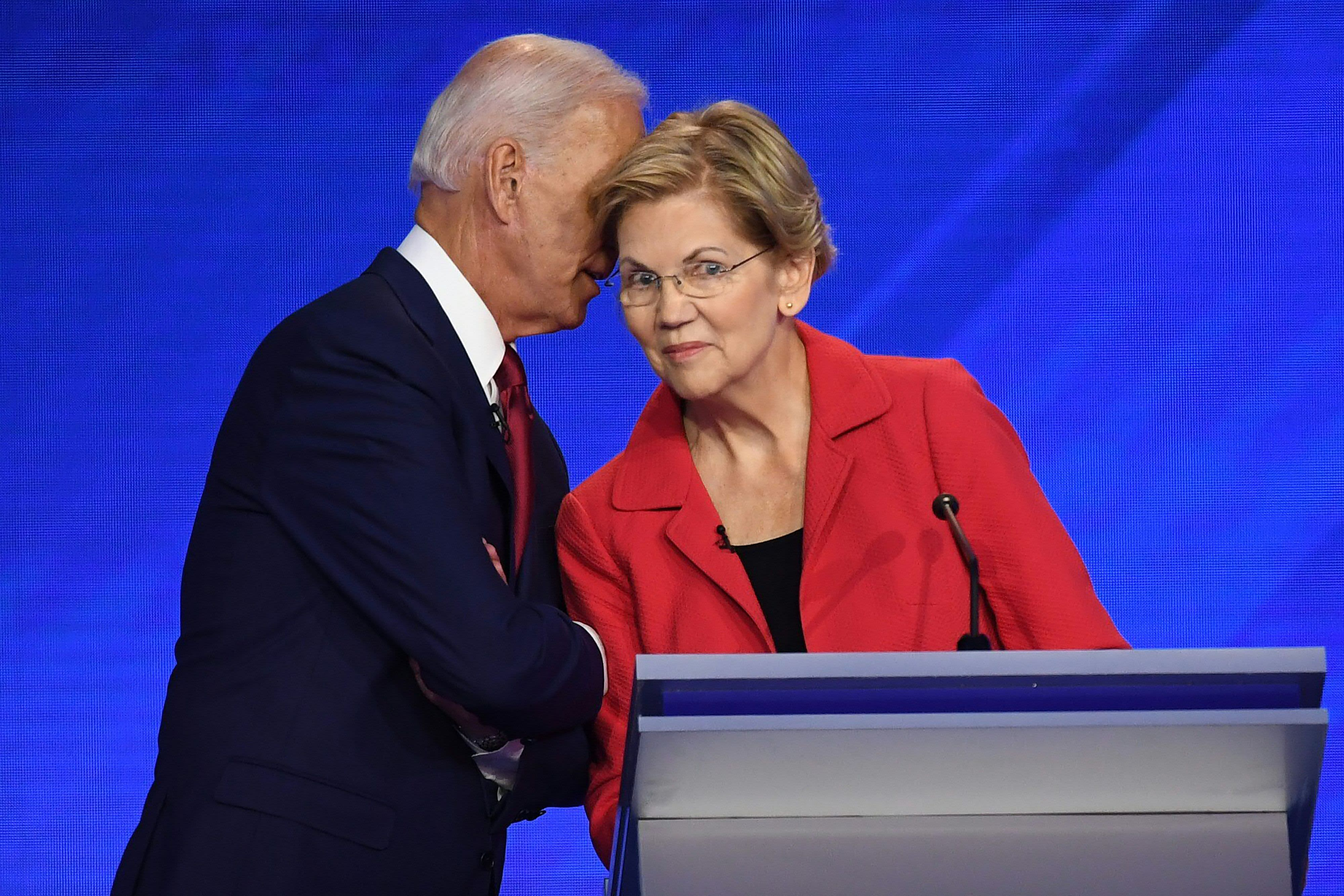 Wall Street Democratic donors warn the party: We'll sit out, or back Trump, if you nominate Elizabeth Warren