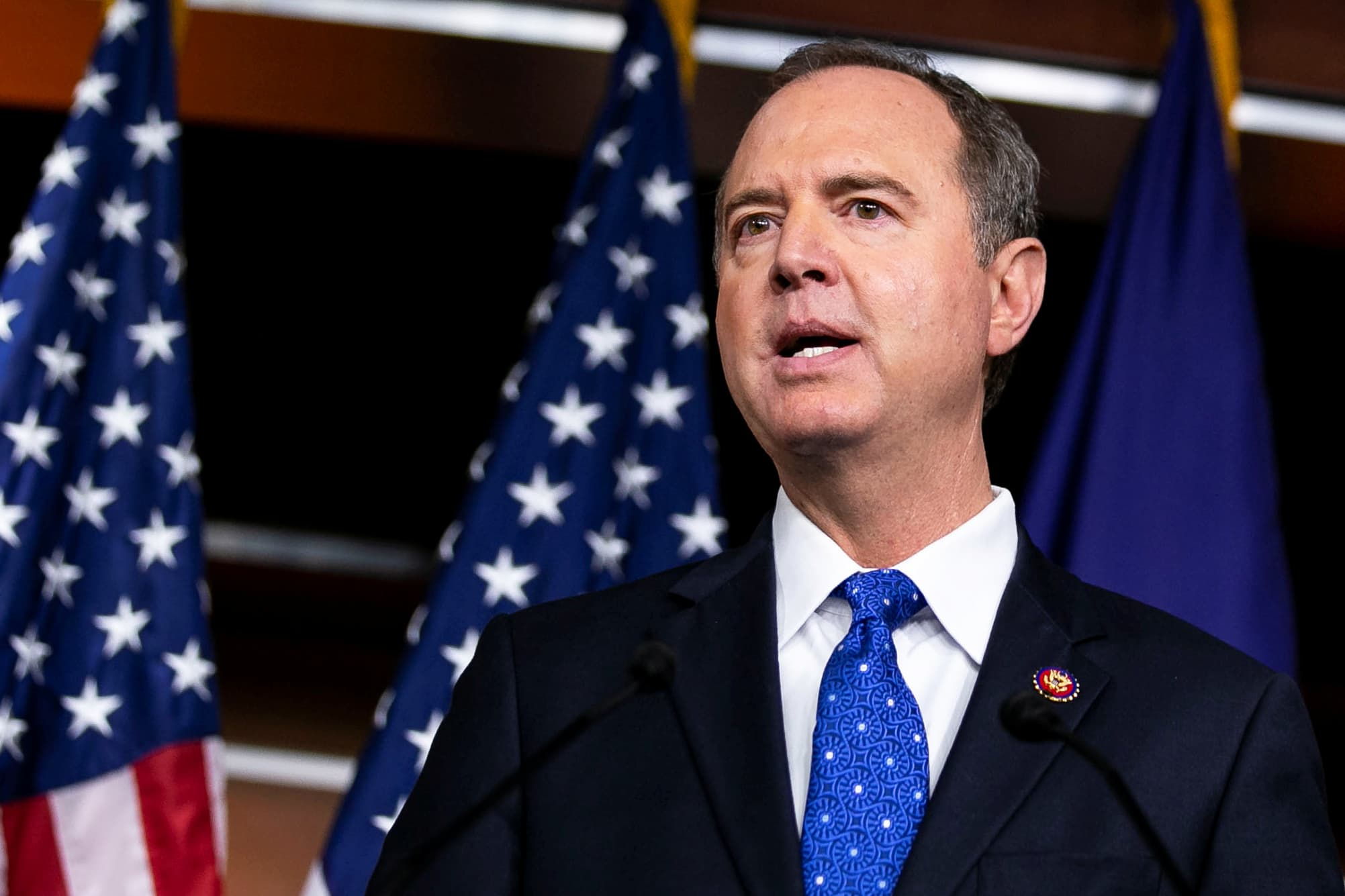 Adam Schiff says Trump asking China to investigate Biden is 'a fundamental breach' of his oath of office