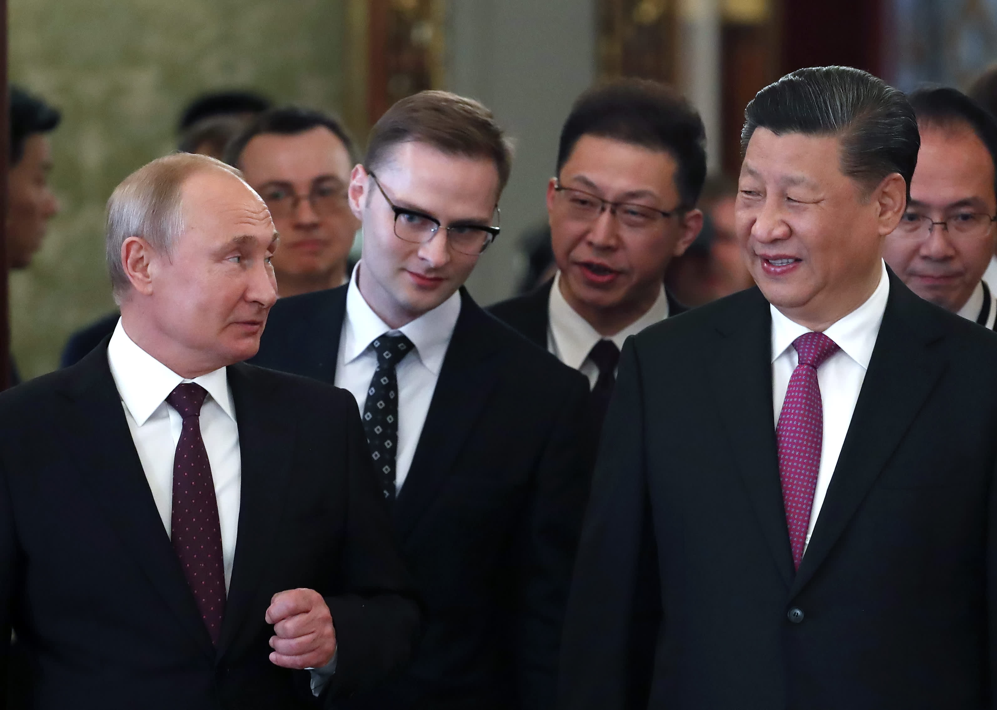 Russia and China's relationship- how deep does it go