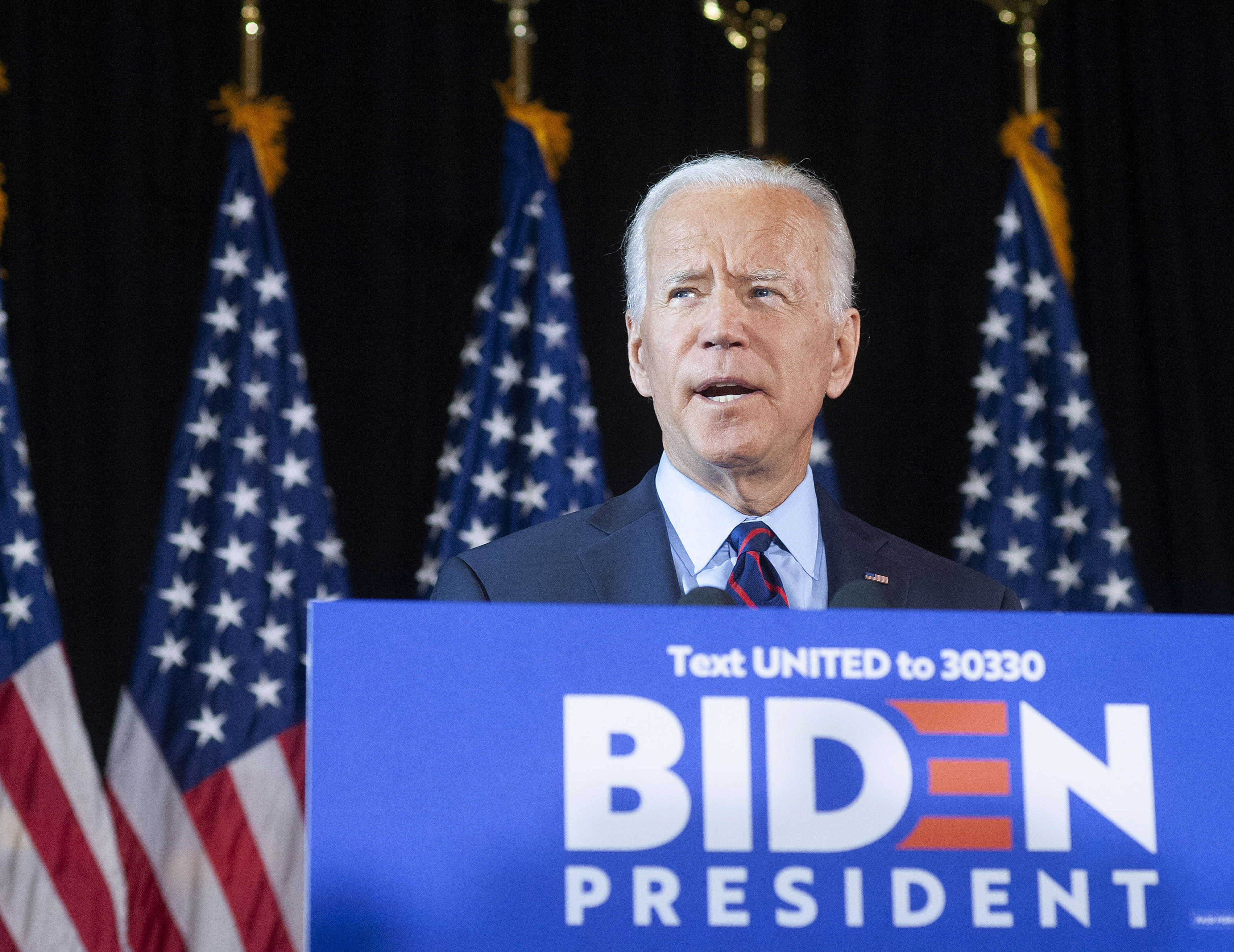 Democrats trust Biden most on foreign policy as Iran tensions simmer, poll says