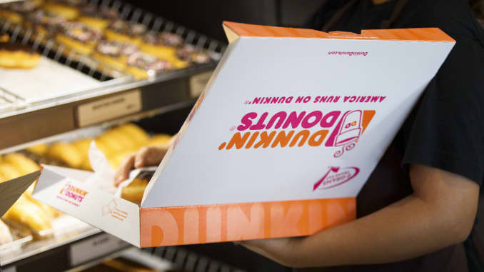 GP: Inside A Dunkin' Donuts Inc. Restaurant As Company Plans For More Locations