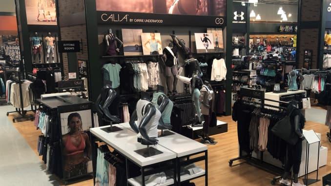 h/o: calia - dick's sporting goods