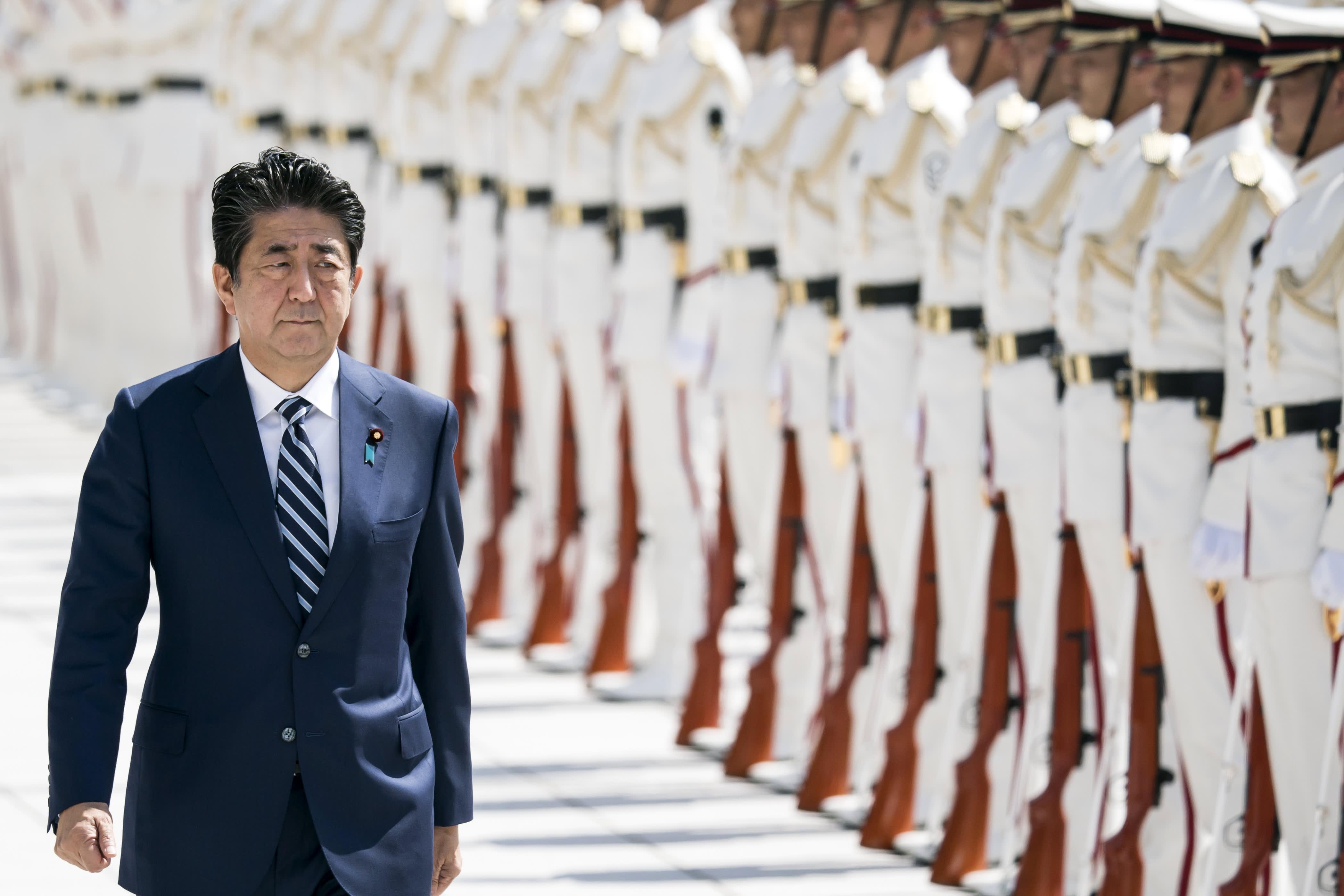 'Abenomics' fell short — Japan's new prime minister will have to pick up the slack thumbnail