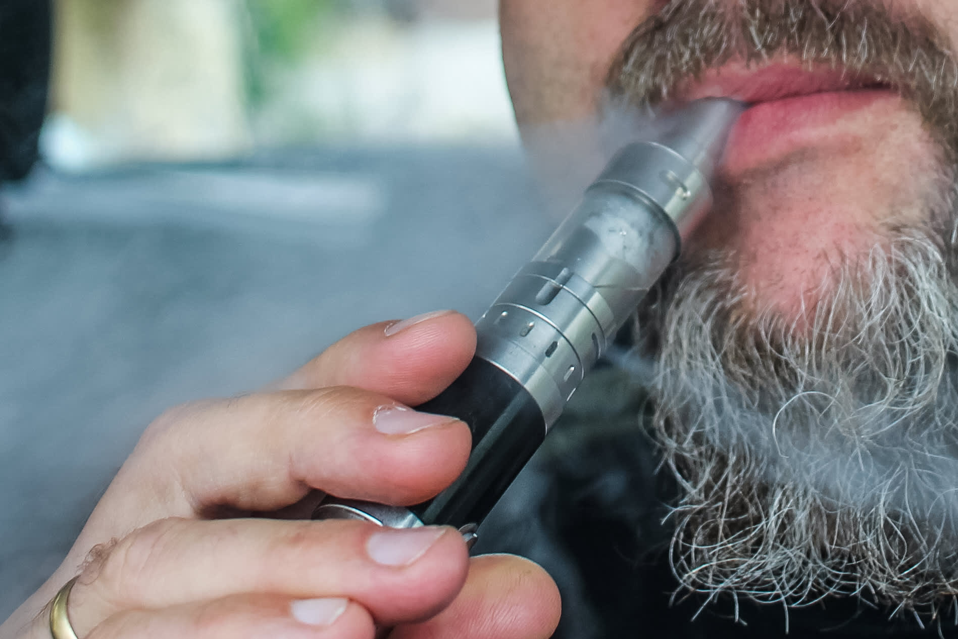 Prudential to charge higher insurance rates for people who vape — the same as smokers