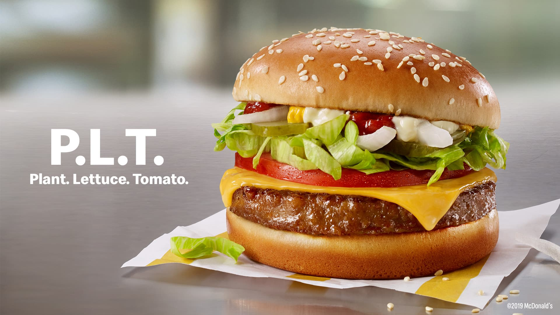 Mcdonalds New Dollar Menu 2020.Mcdonald S Launches Plant Based Burger War Showdown With