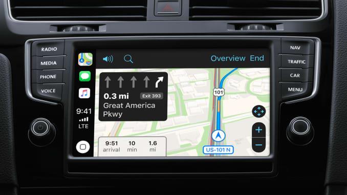 黑科技,前瞻技术,苹果,iOS 13,苹果CarPlay,CarPlay,汽车新技术