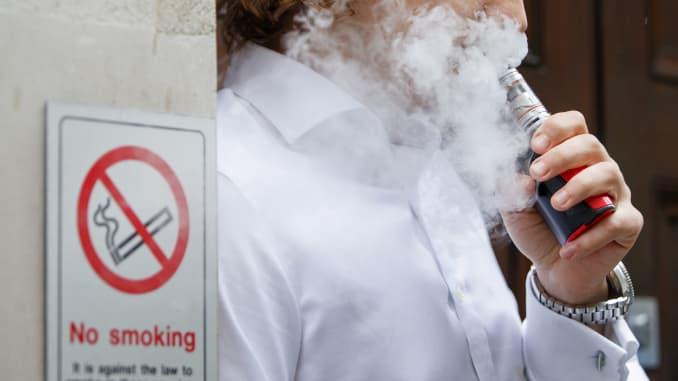 GP: Vaping e-cigarettes 1