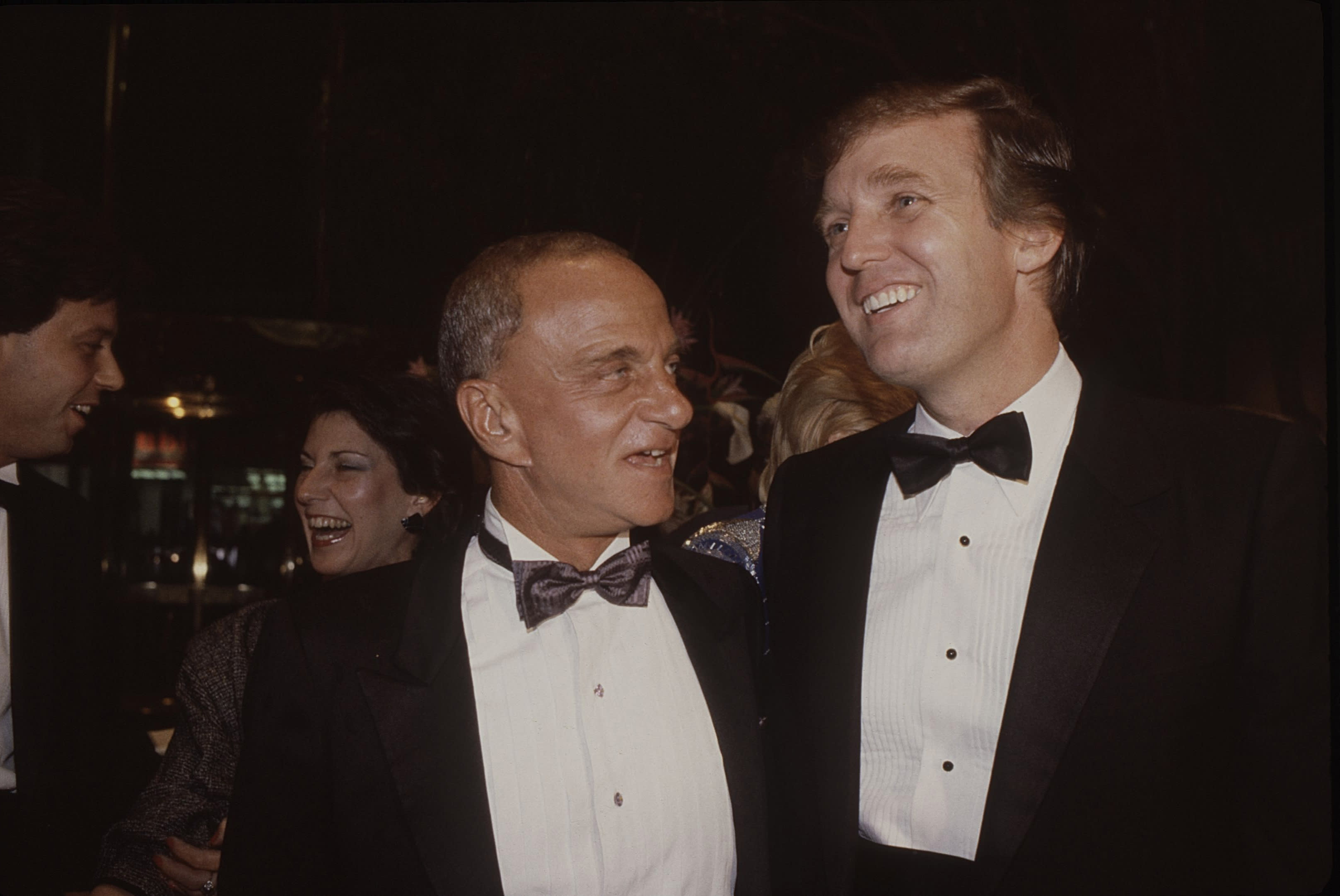 Image result for FBI releases files on Roy Cohn