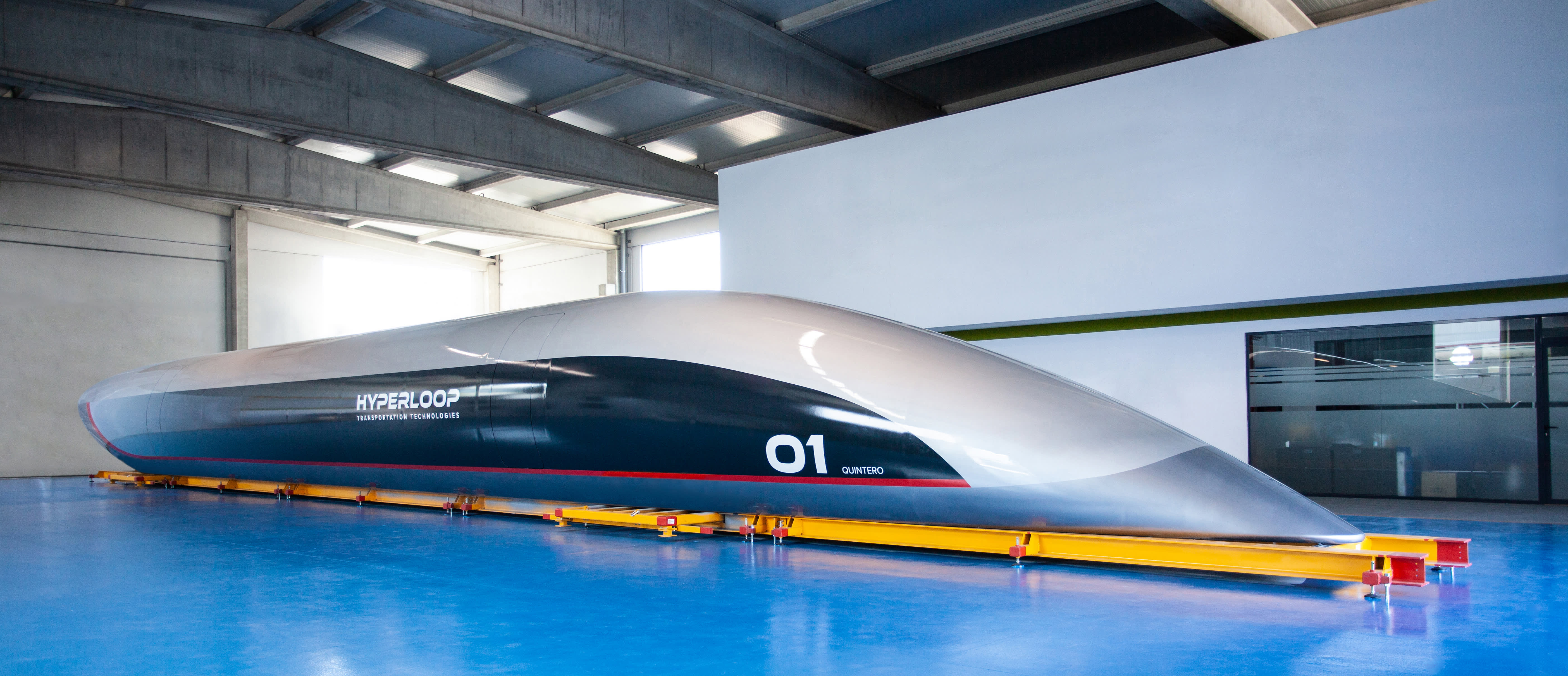 How a hyperloop may change how and why we travel