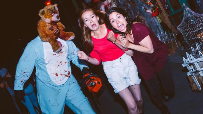 H/O: Universal Studios Horror Nights