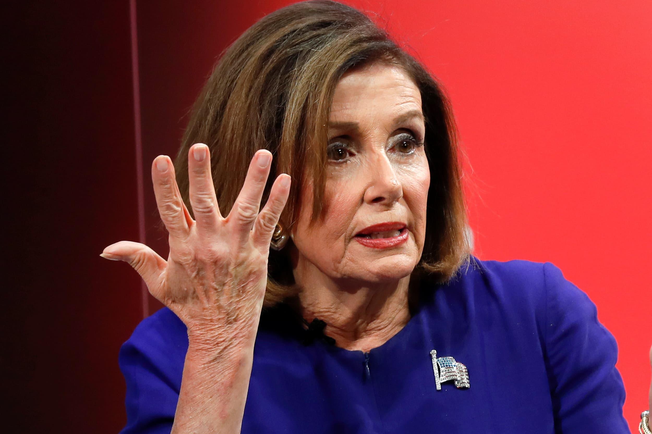 CBO says House Speaker Nancy Pelosi's drug pricing plan saves Medicare $345 billion over decade