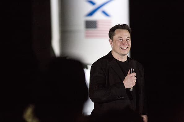 Elon Musk: SpaceX is chasing the 'holy grail' of completely reusing a rocket