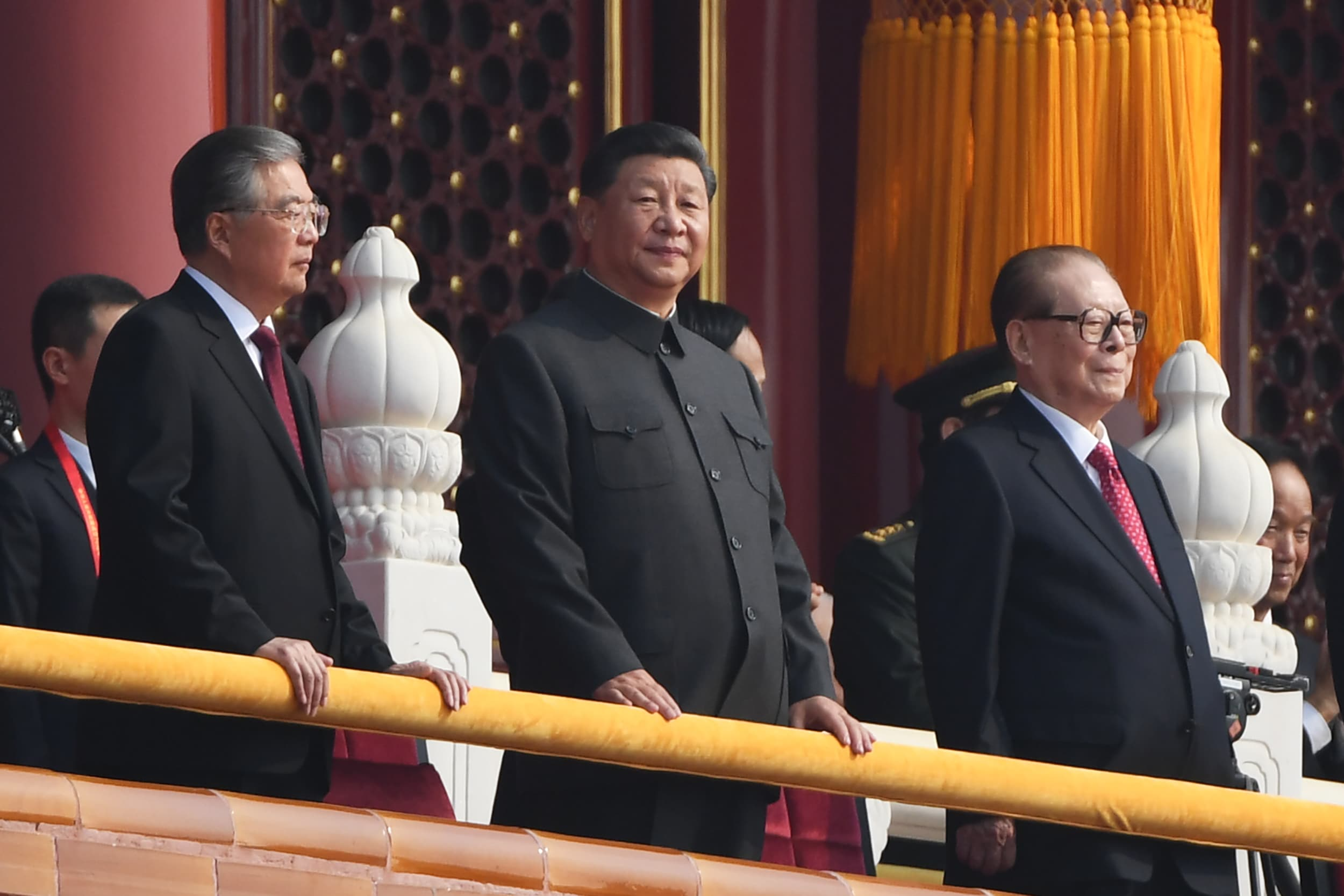 China's Xi: 'No force can stop the Chinese people and the Chinese nation'