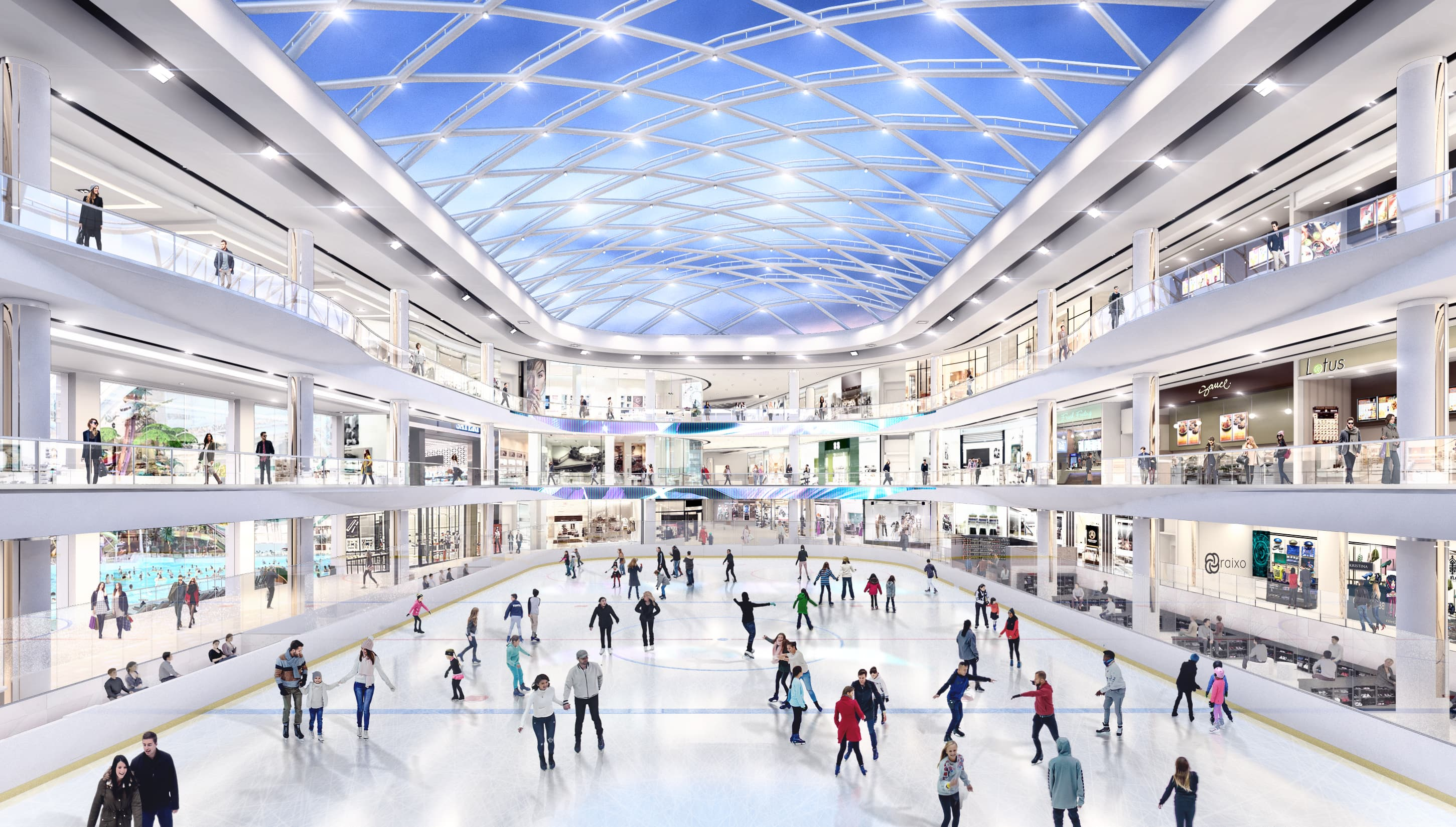 Meet Triple Five Group: The real estate developers behind New Jersey's 'American Dream' mega mall