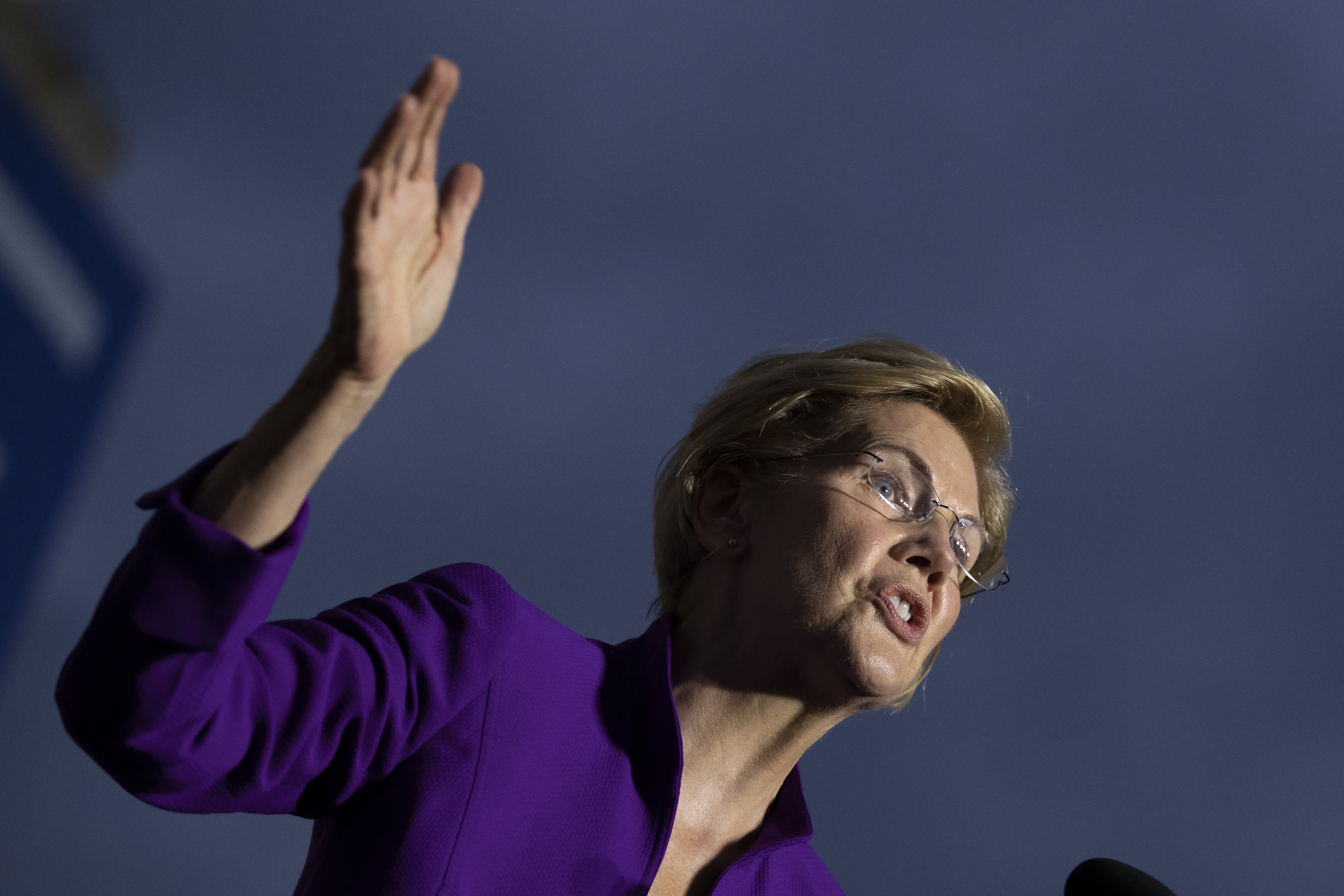 Elizabeth Warren plans to unleash 'excessive lobbying tax' if she becomes president