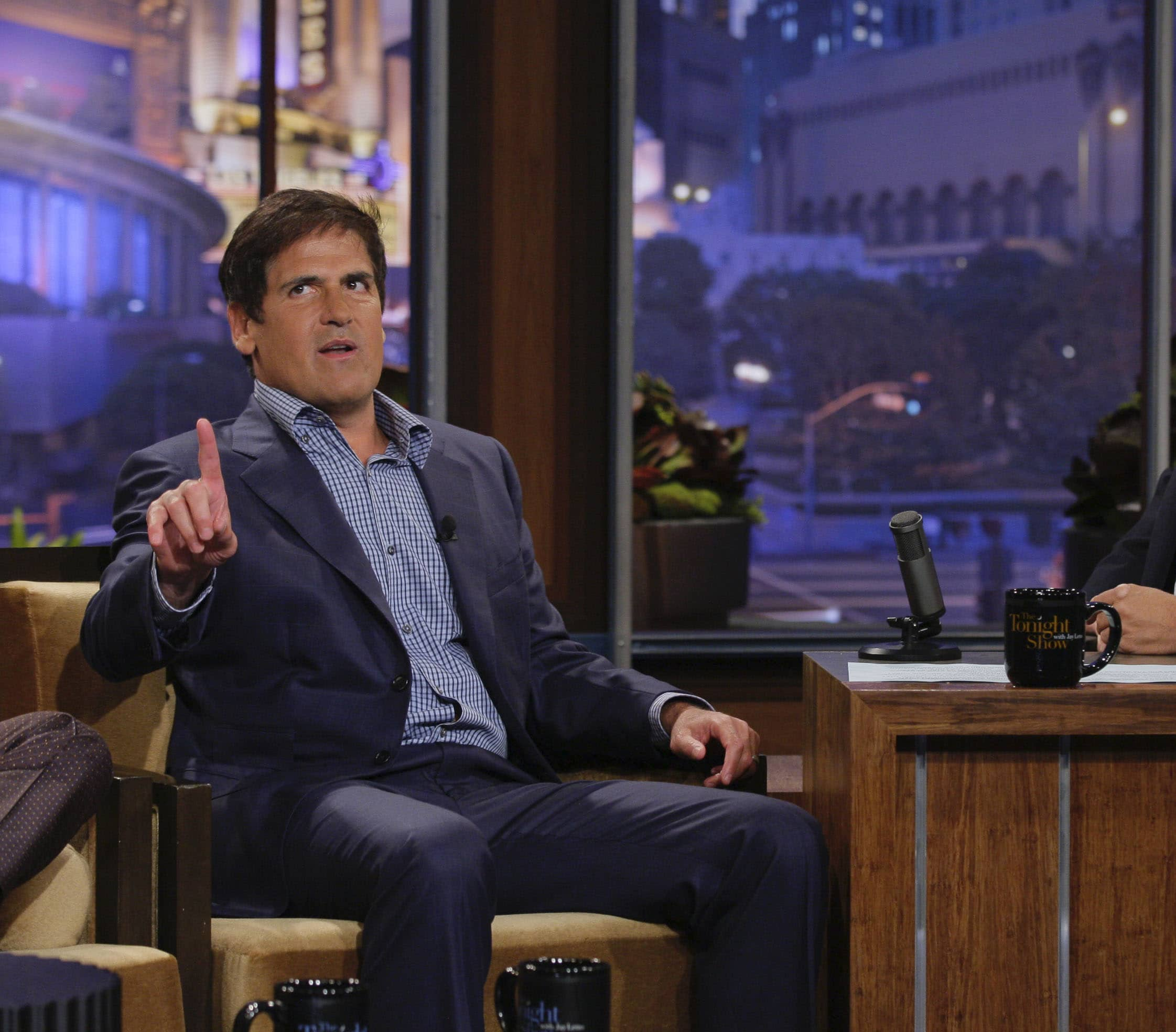 Mark Cuban: This is 'the book I wish I had as a young entrepreneur' — and 6 more recommendations