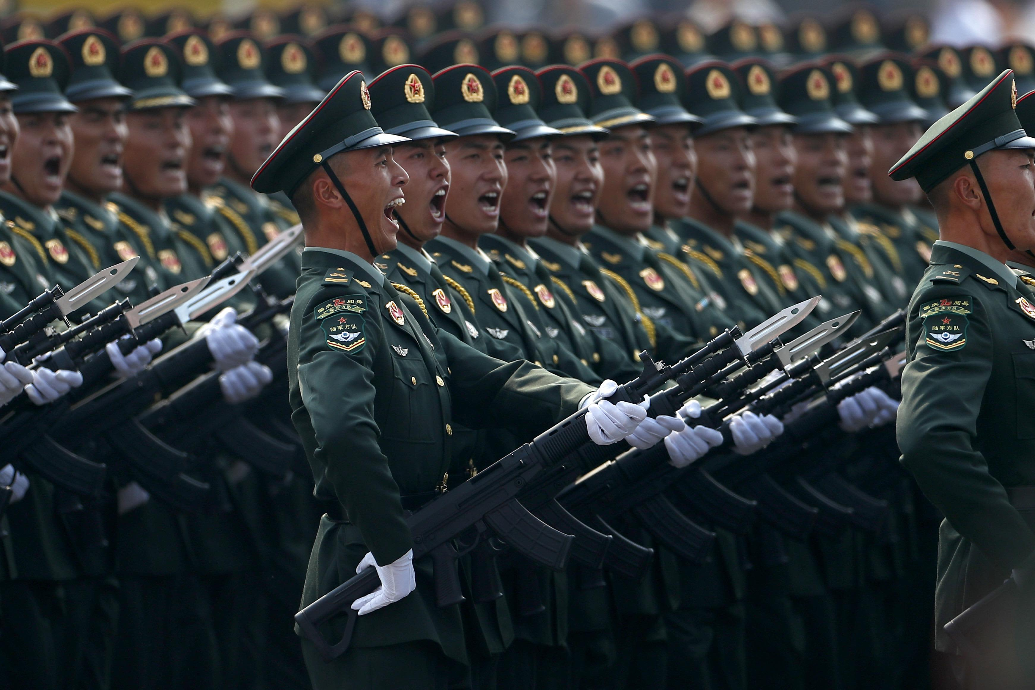 China is 'coming closer' but we don't want a new adversary, NATO chief says