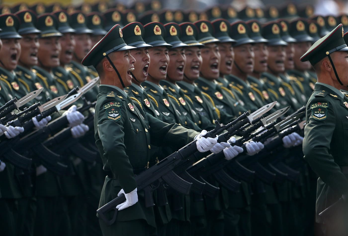 China has done human testing to create biologically enhanced super soldiers, says top U.S. official