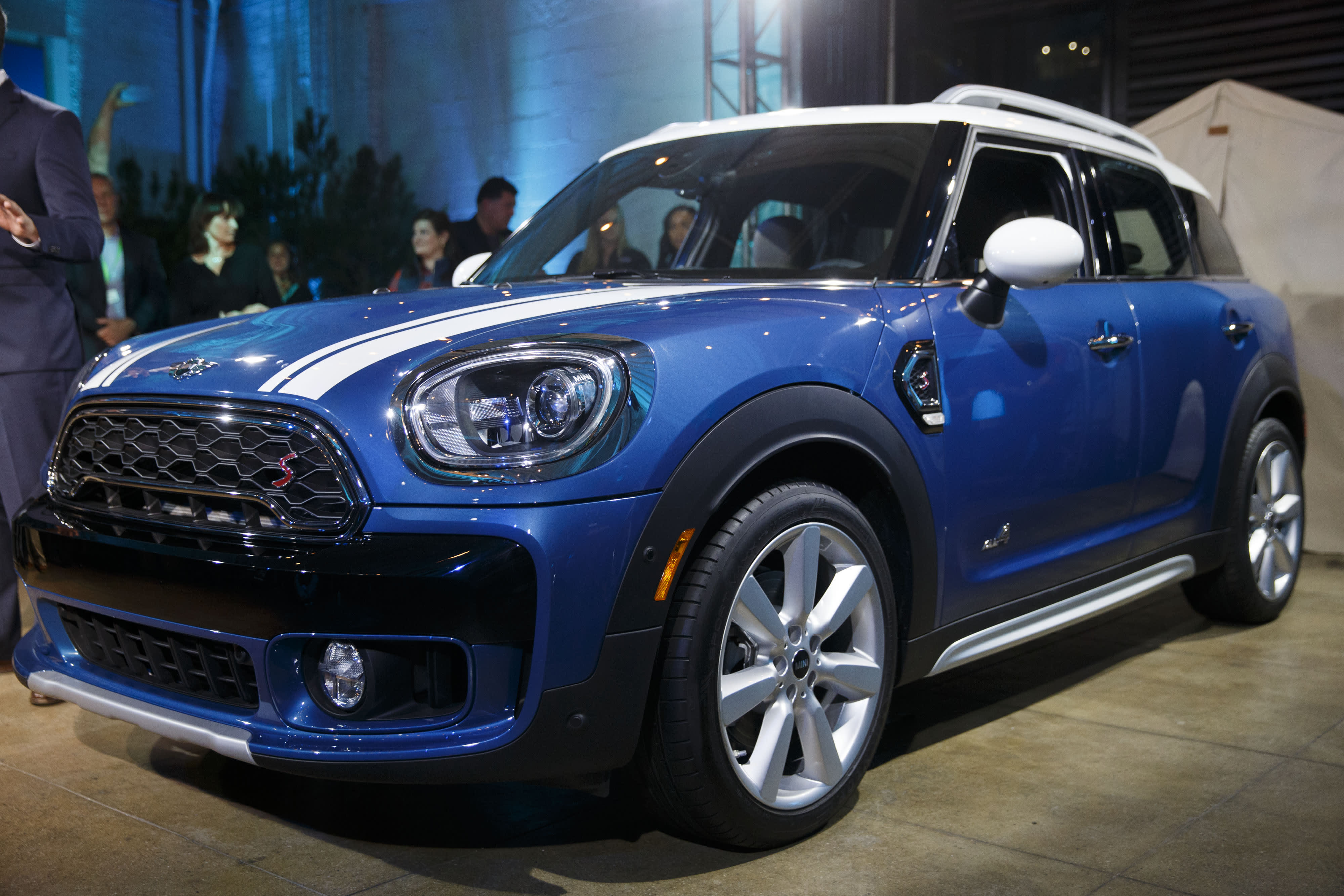 BMW's Mini is fighting to stay alive in SUV-obsessed America