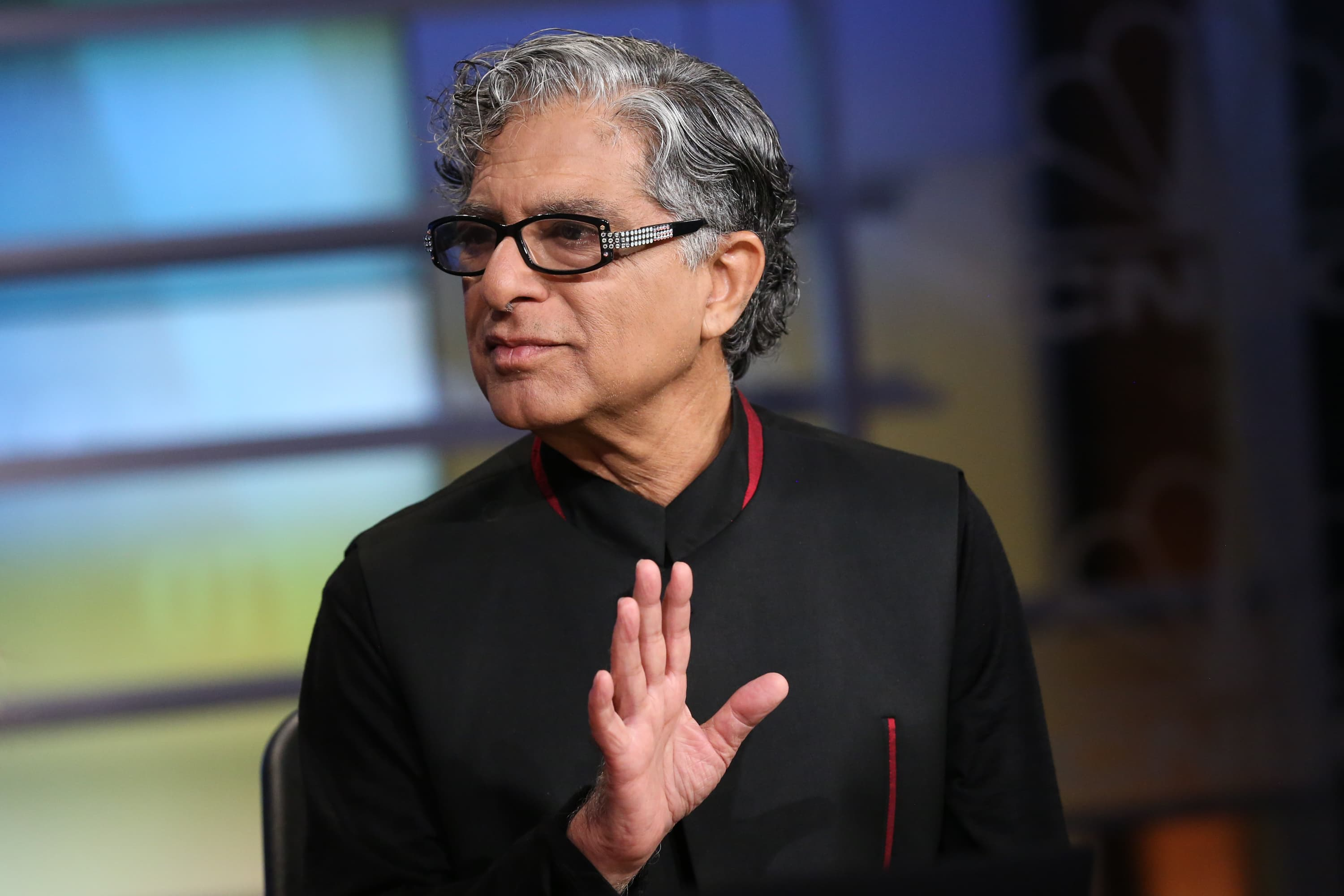 Deepak Chopra: Your bad money habits could be hurting your health