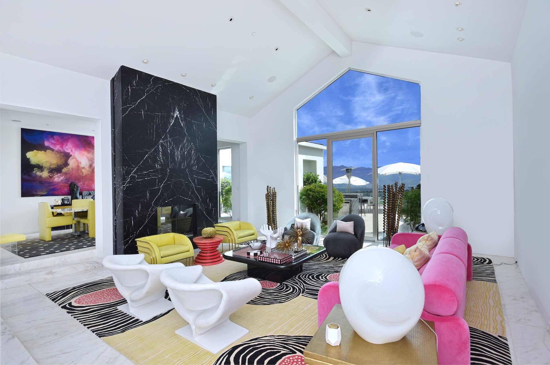 Gwen Stefani sold her Beverly Hills mansion for $21.65 million — take a look inside