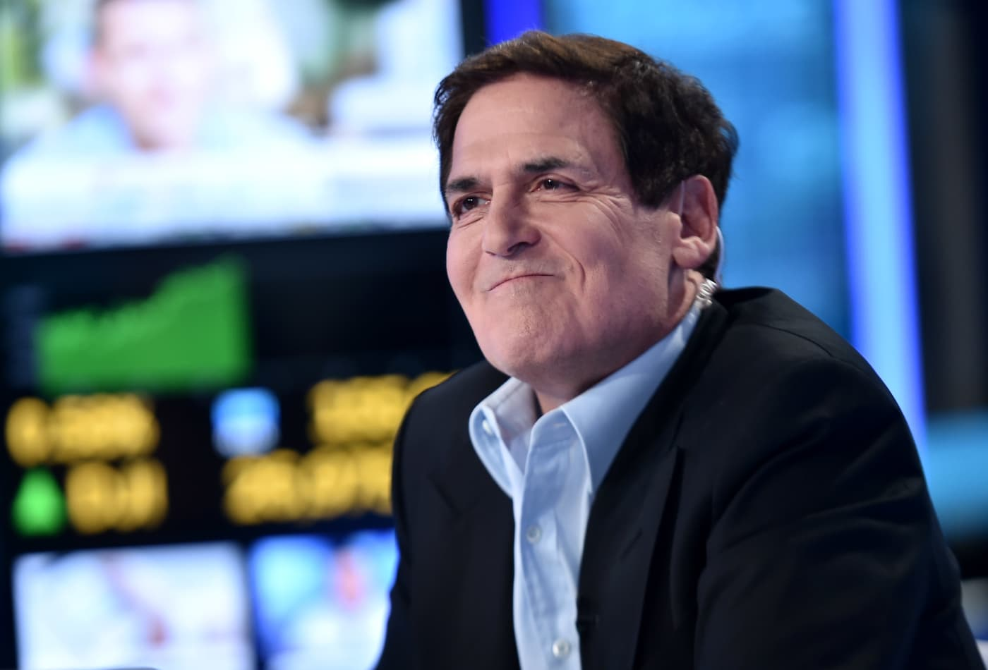 Mark Cuban on blockchain: 'It's like the early days of the internet' when 'a lot of people thought we were crazy'