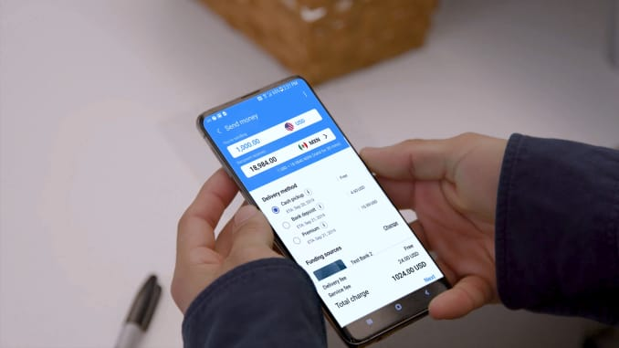 Samsung Pay Launches Money Transfer Service With Finablr