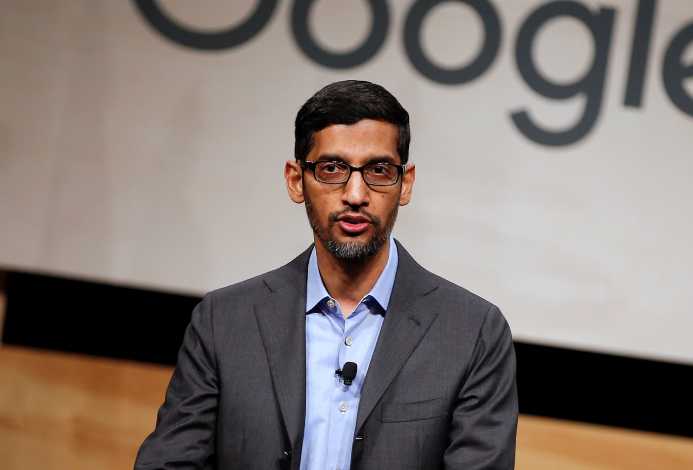 Google CEO tells employees return to office won't happen until at least June 1
