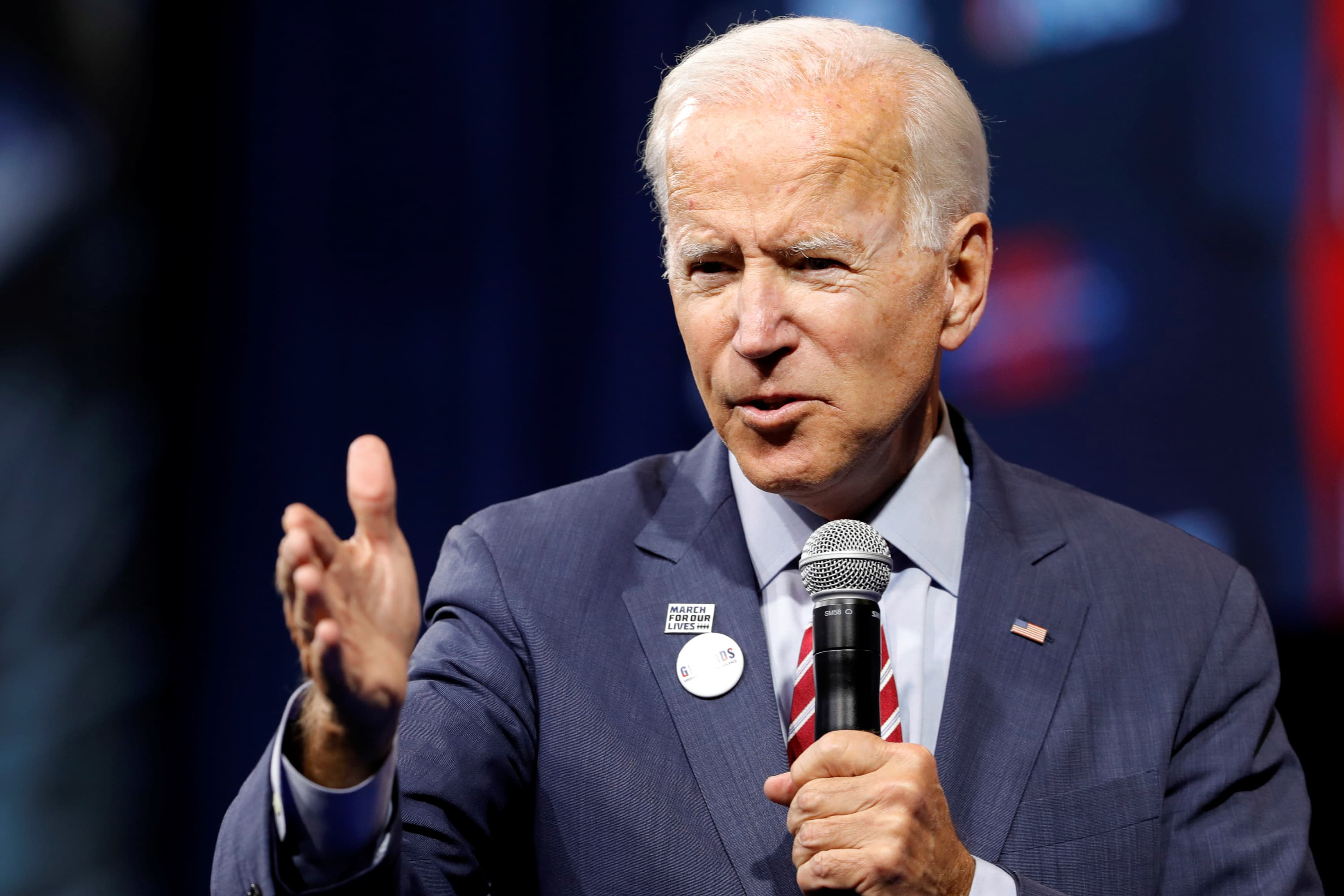 Biden campaign rallies its donors for big Super Tuesday push as poll numbers and fundraising soften