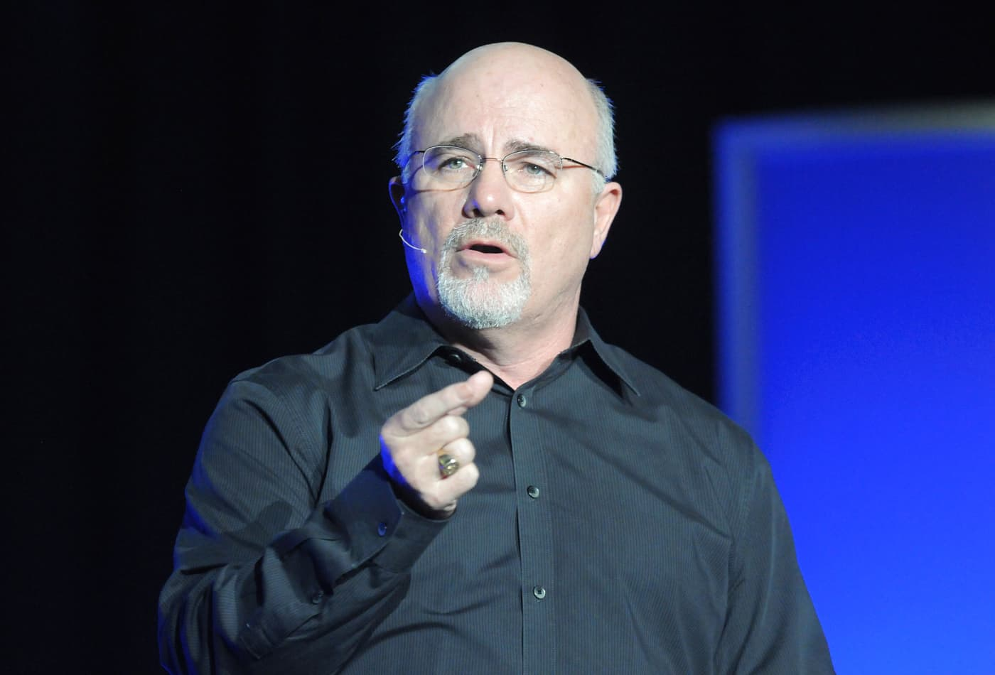 Money expert Dave Ramsey tells students: Skip the 'dream' college and go to school where you can afford