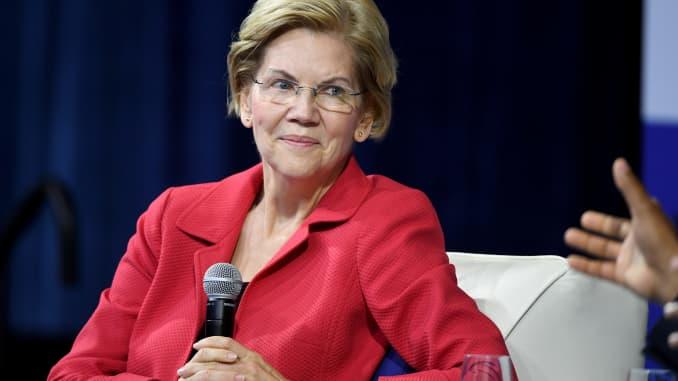 Recent Business Scandals 2020.Elizabeth Warren Tweet On Alleged Sex Scandal
