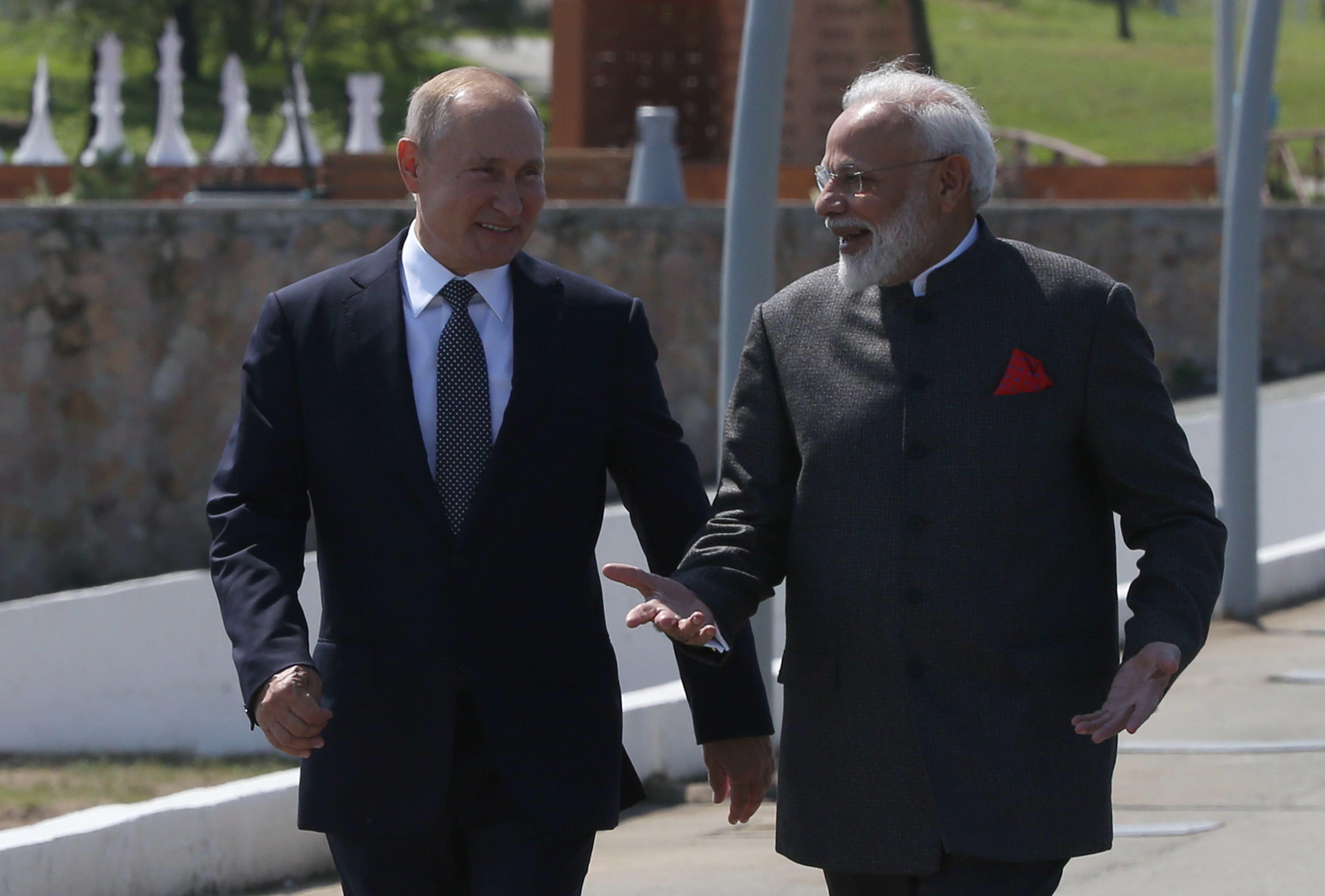 Russia can help India to be less dependent on oil, says Indian energy minister