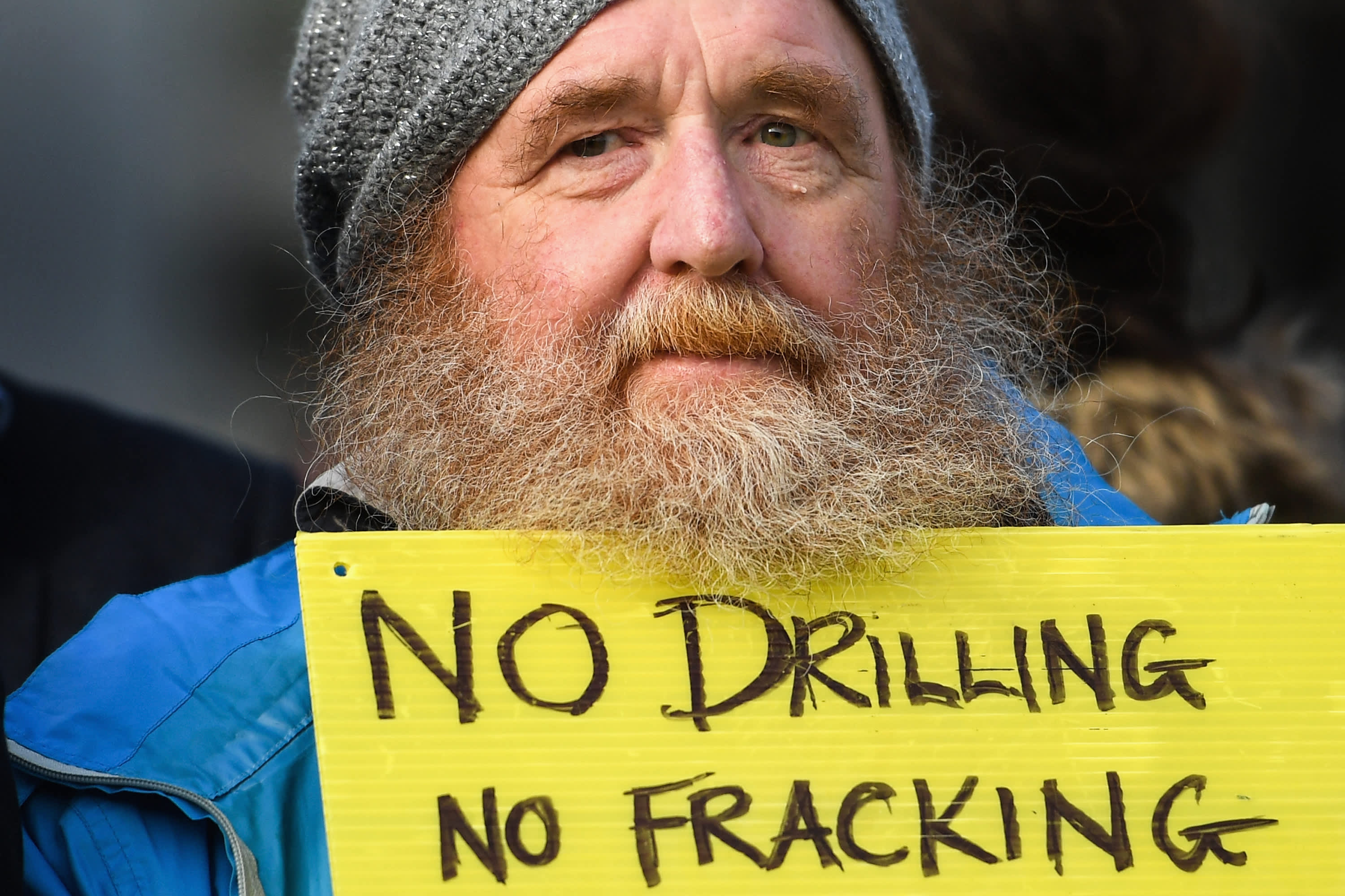 Scottish government says no to fracking as it confirms policy position