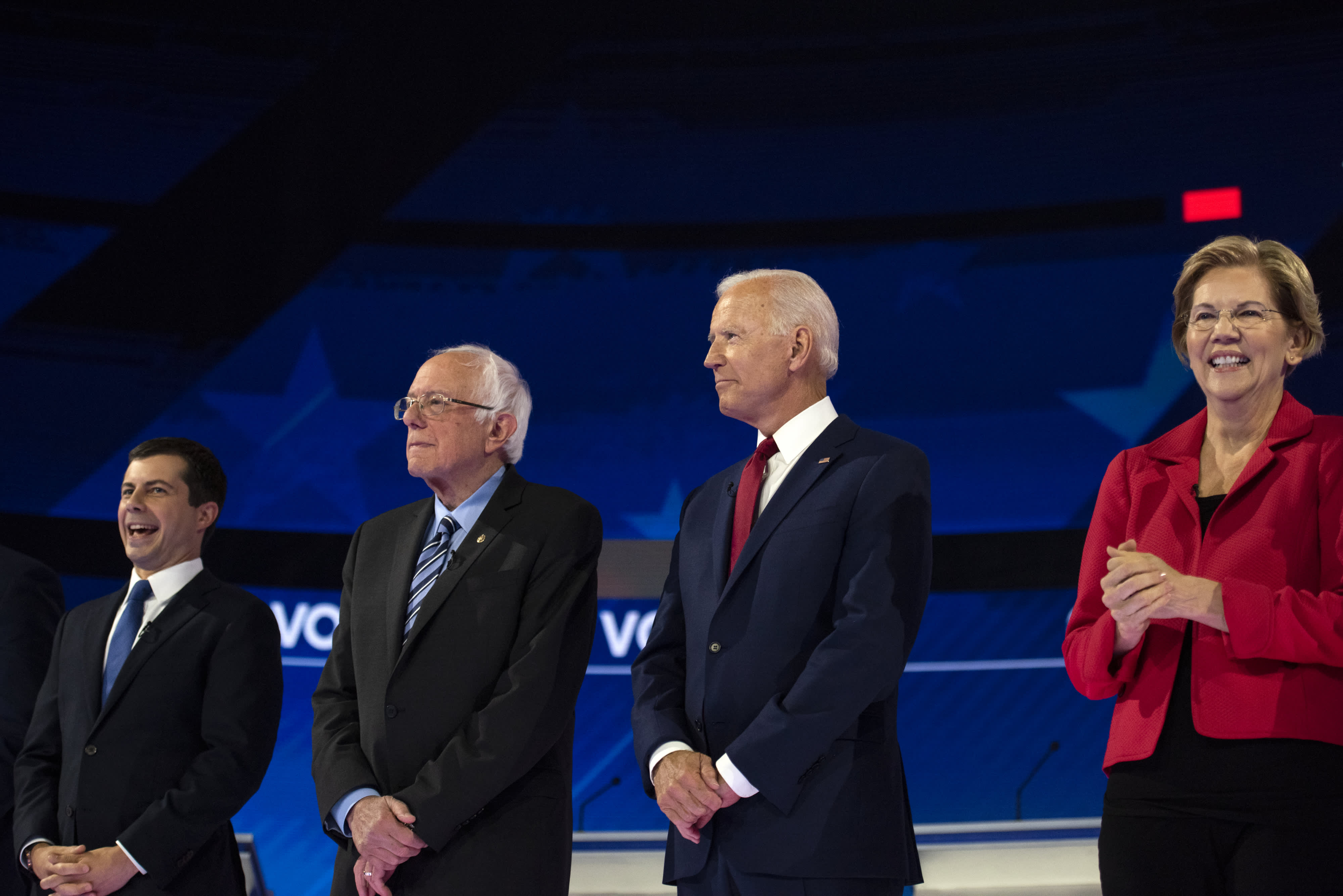 These stocks could have the most to lose if a progressive Democratic agenda takes hold in 2020